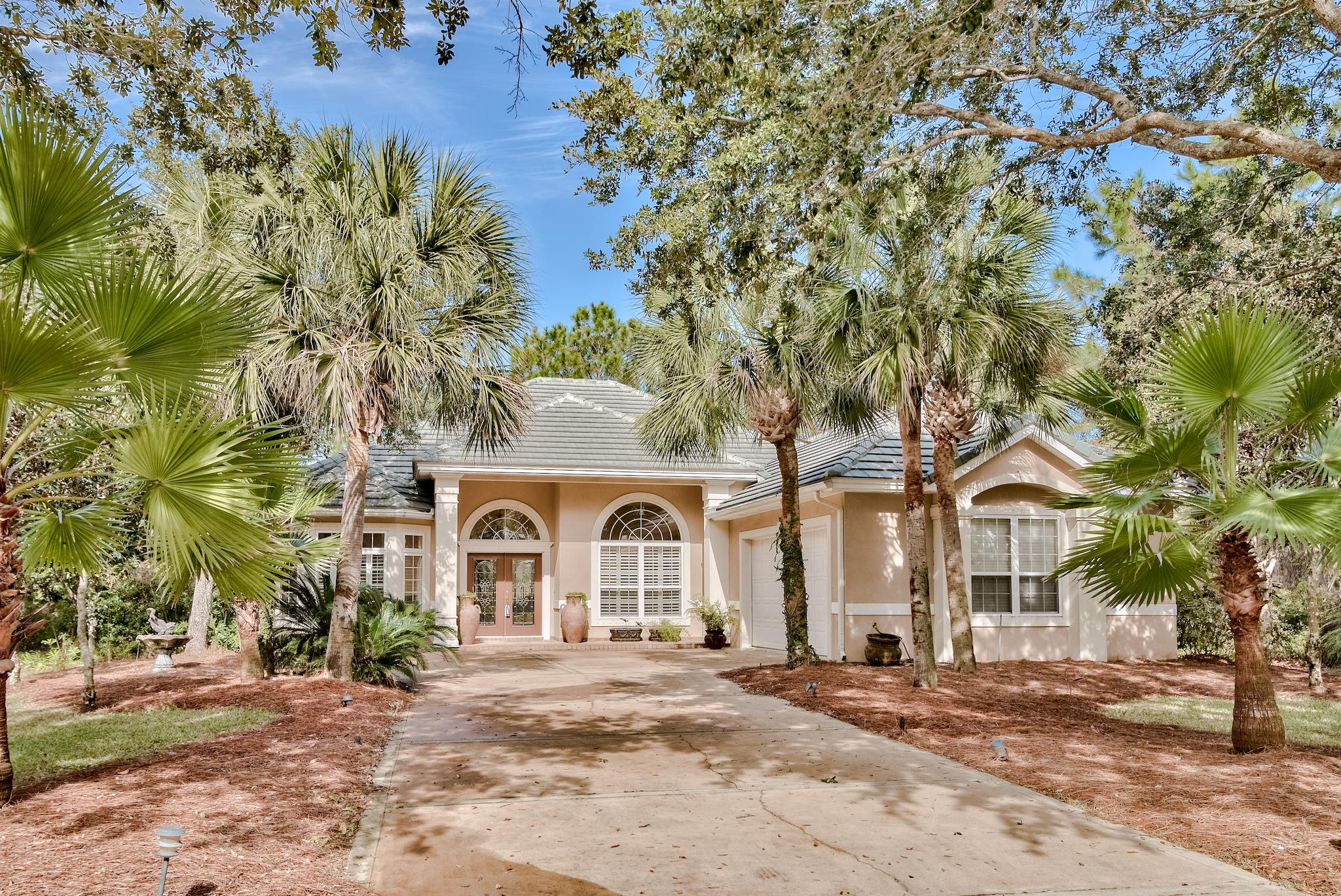 Photo of home for sale at 4587 Nautical, Destin FL