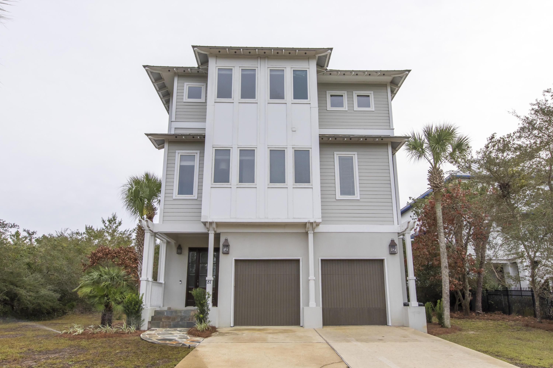 Photo of home for sale at 81 Grande, Santa Rosa Beach FL