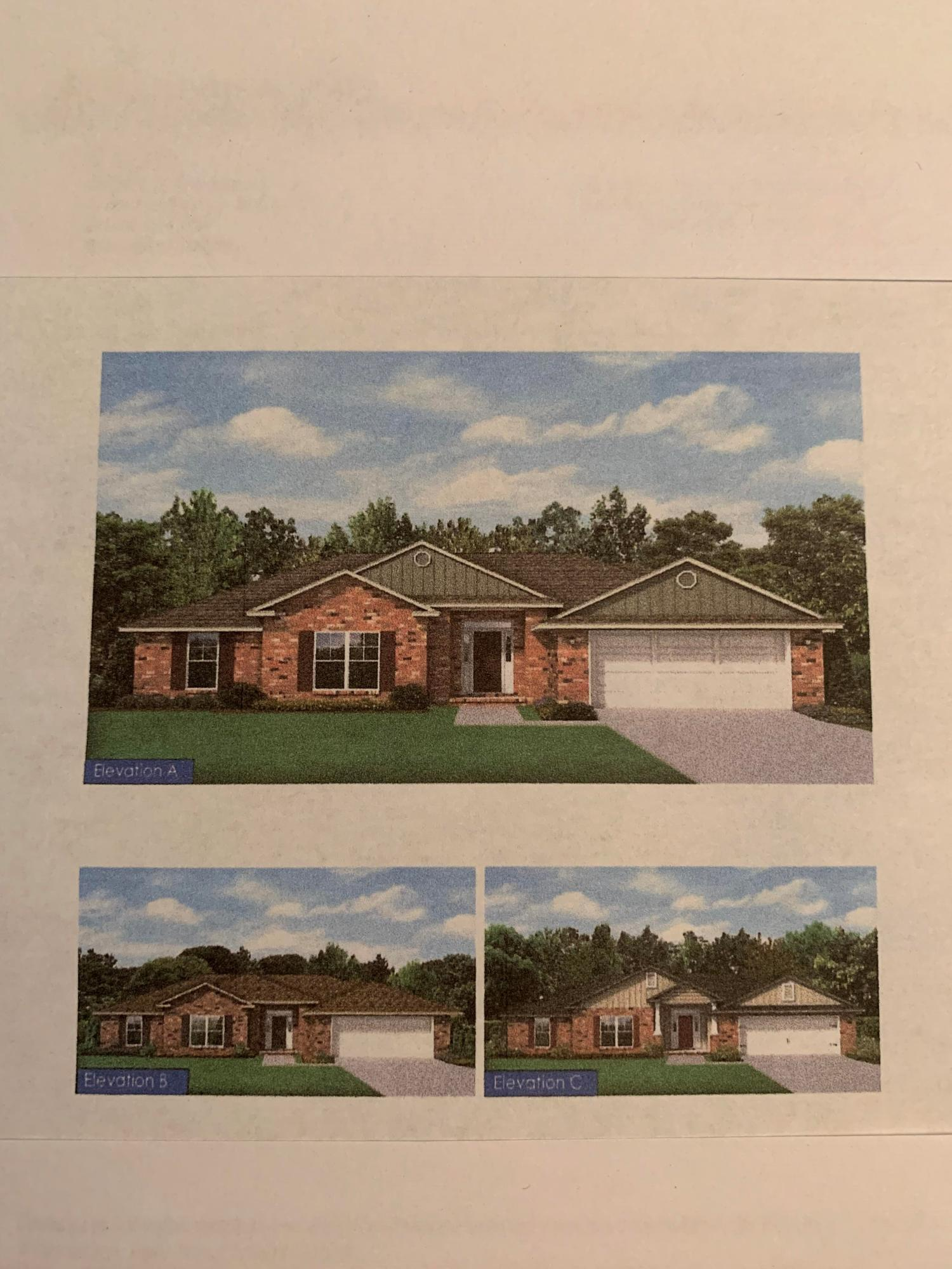 Photo of home for sale at 3633 Ranch, Crestview FL