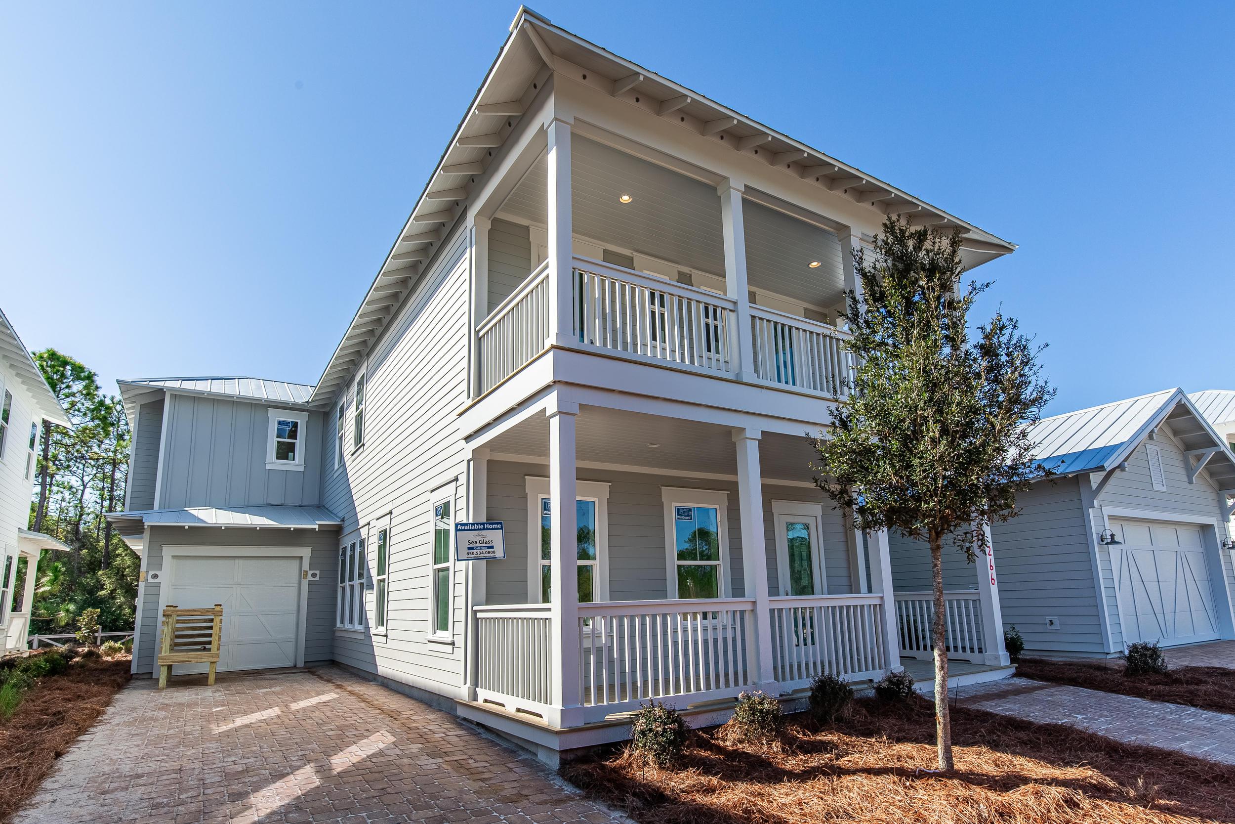 Photo of home for sale at 266 Prairie, Santa Rosa Beach FL