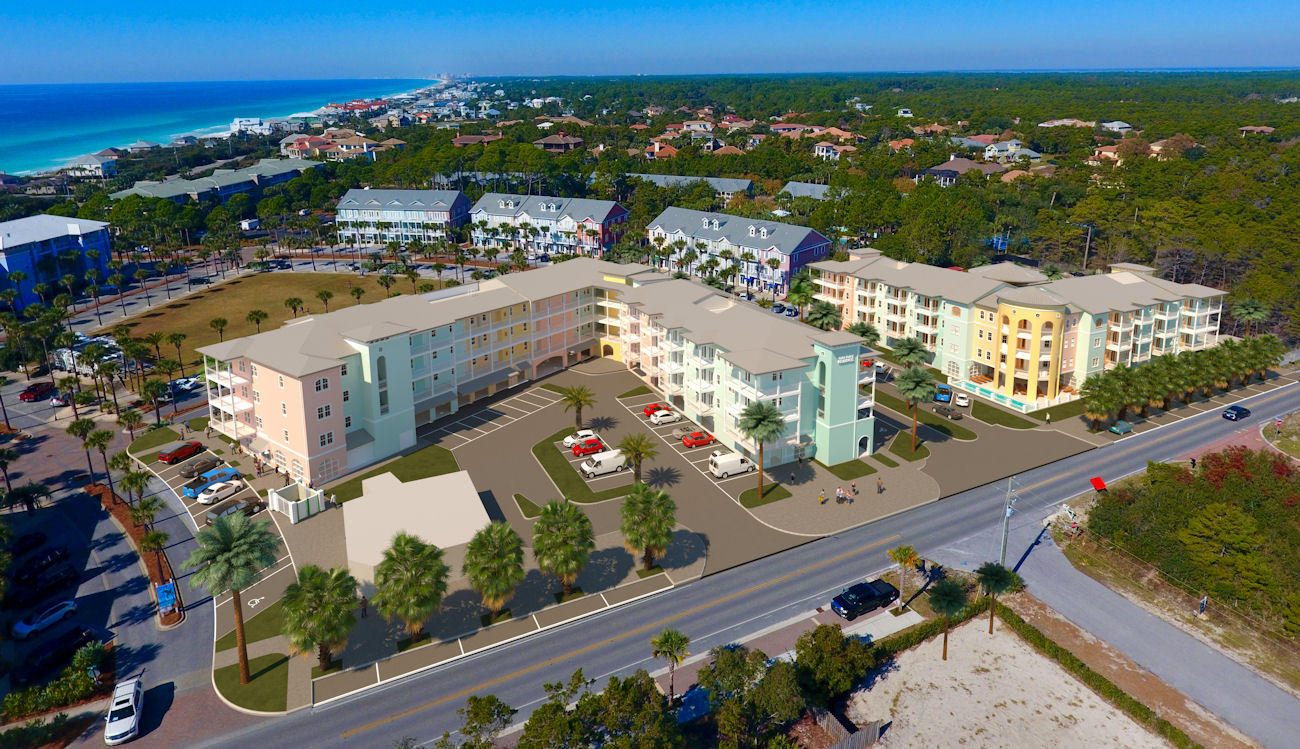Photo of home for sale at 1740 County Hwy 393, Santa Rosa Beach FL