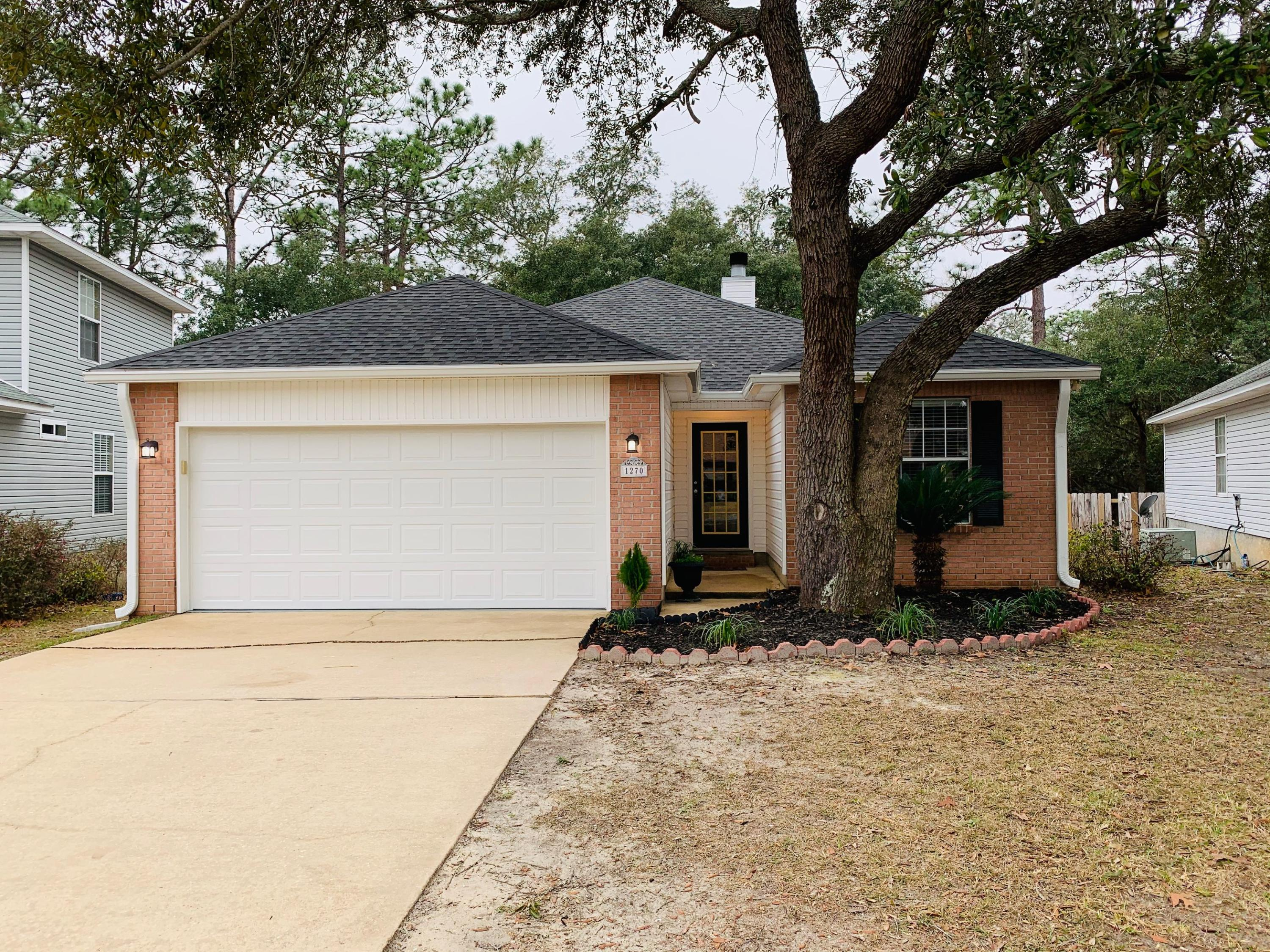 1270  Laura Lane, Niceville in Okaloosa County, FL 32578 Home for Sale