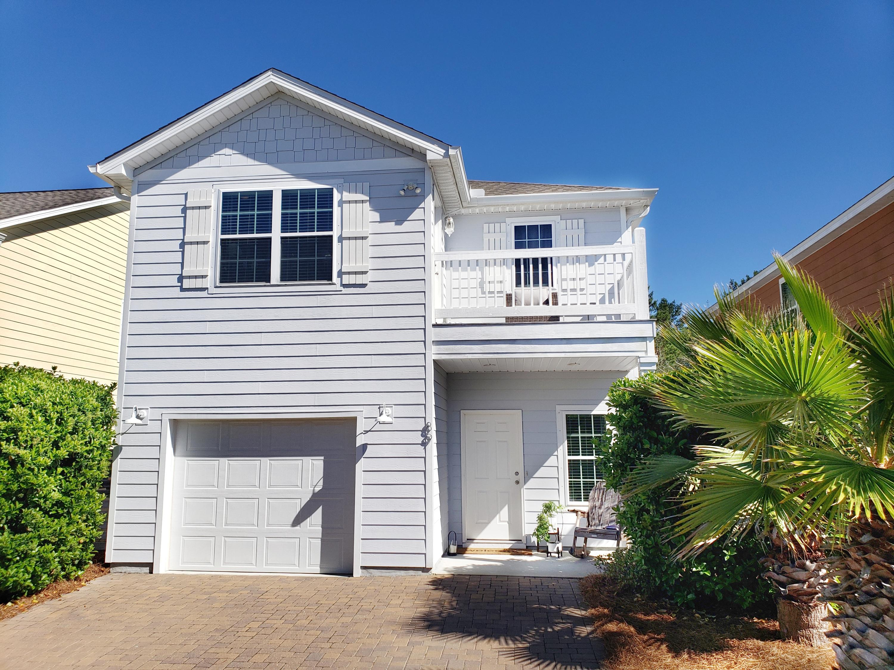 Photo of home for sale at 89 Shore, Inlet Beach FL