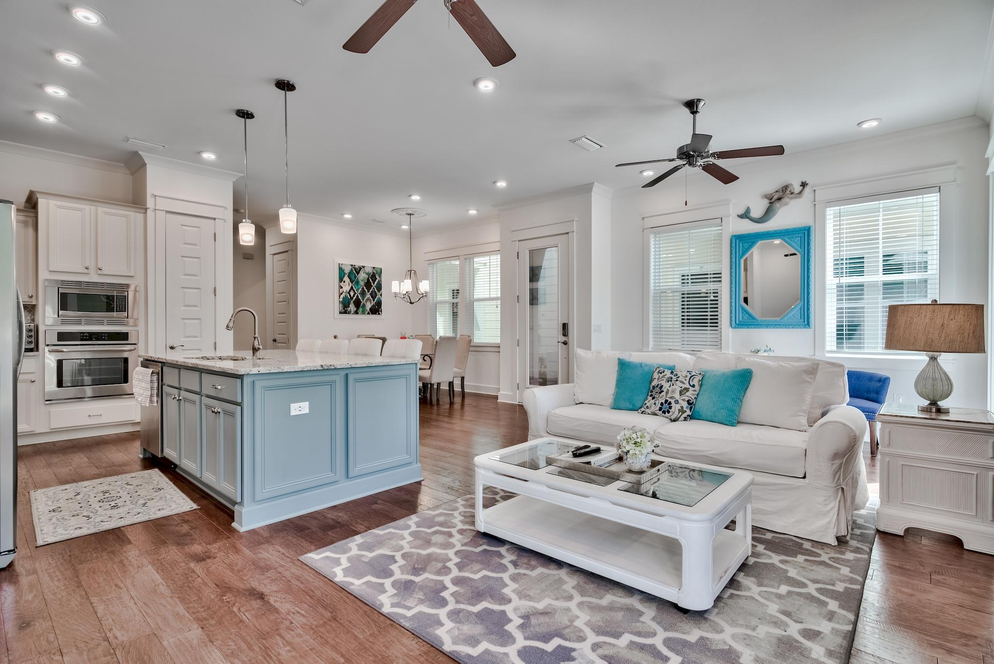 Check out this professionally decorated ''turn key'' townhome in Prominence! The ''Bahamas'' the lar