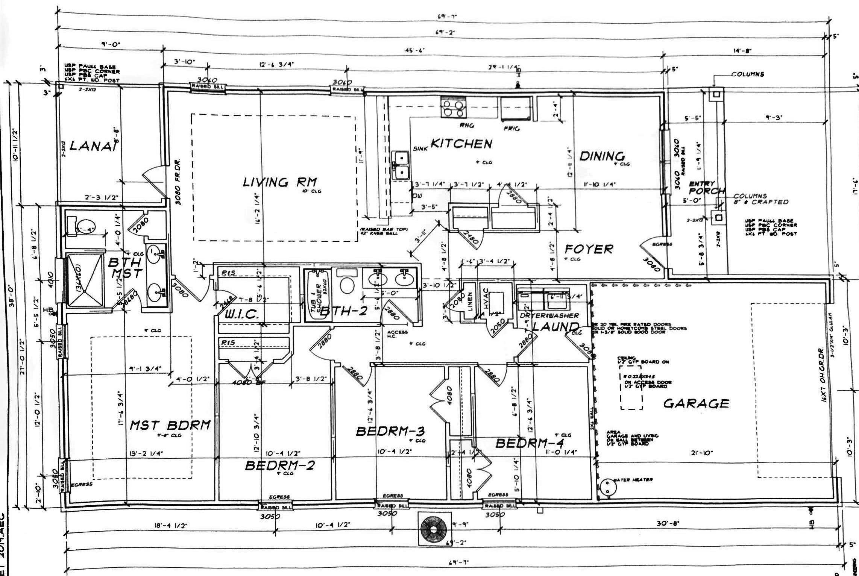 A 4 Bedroom 2 Bedroom Benton S/d Niceville Lot 10 Blk  3 Home