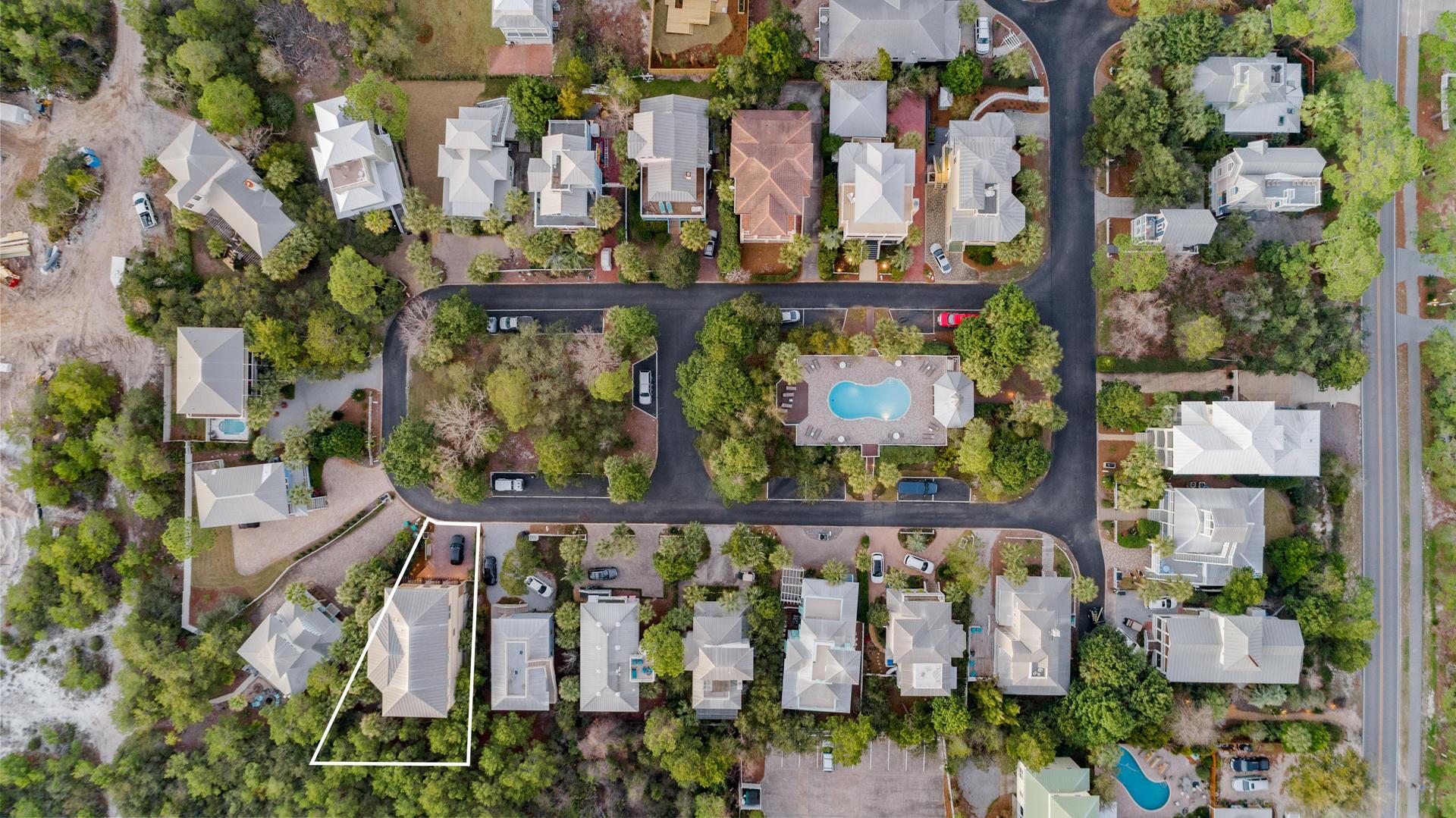 Photo of home for sale at 90 Pointe, Santa Rosa Beach FL