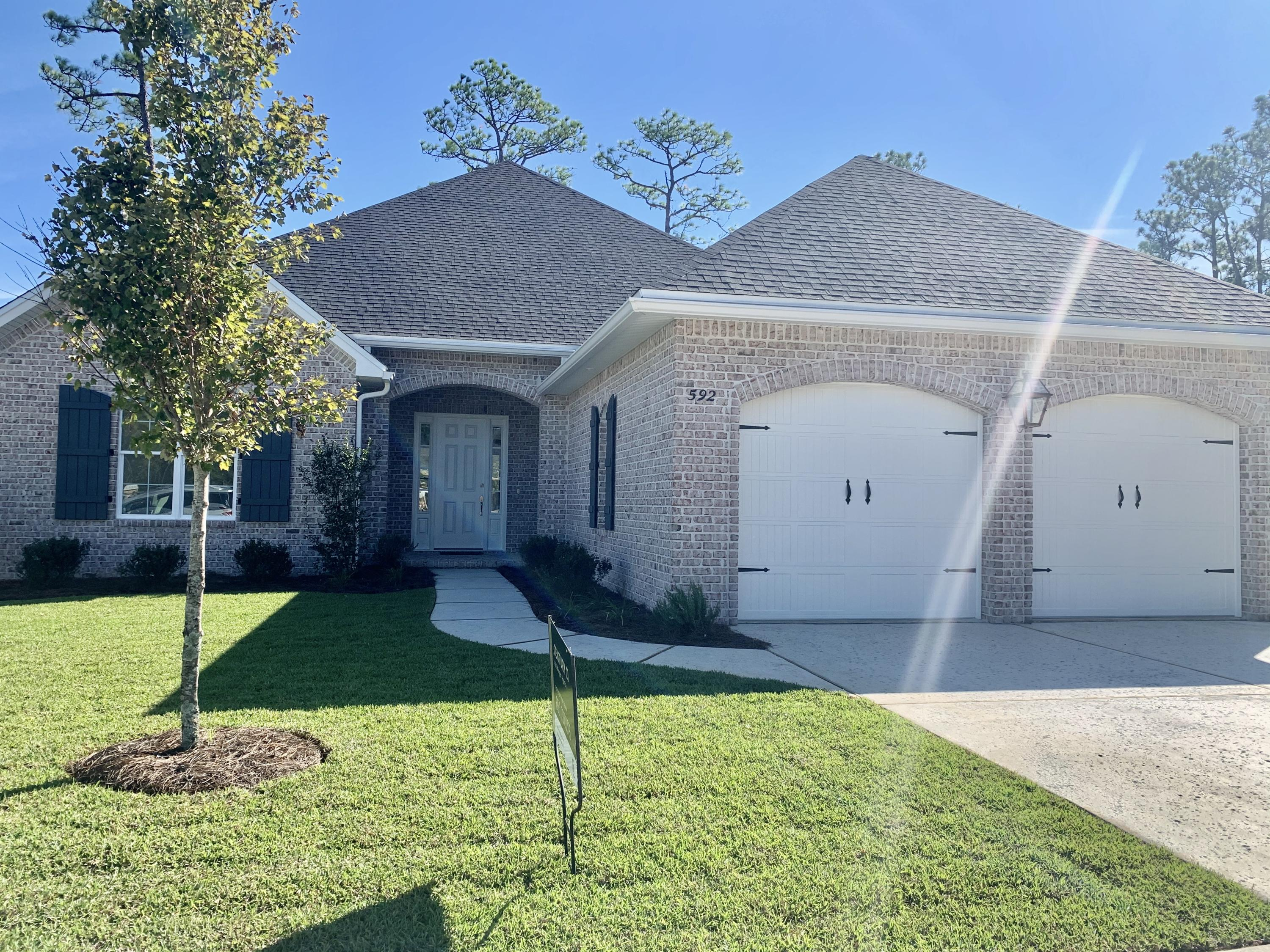 Magnolia Woods, NOW AVAILABLE!  Built by a premier builder in our area, just minutes from Eglin AFB,