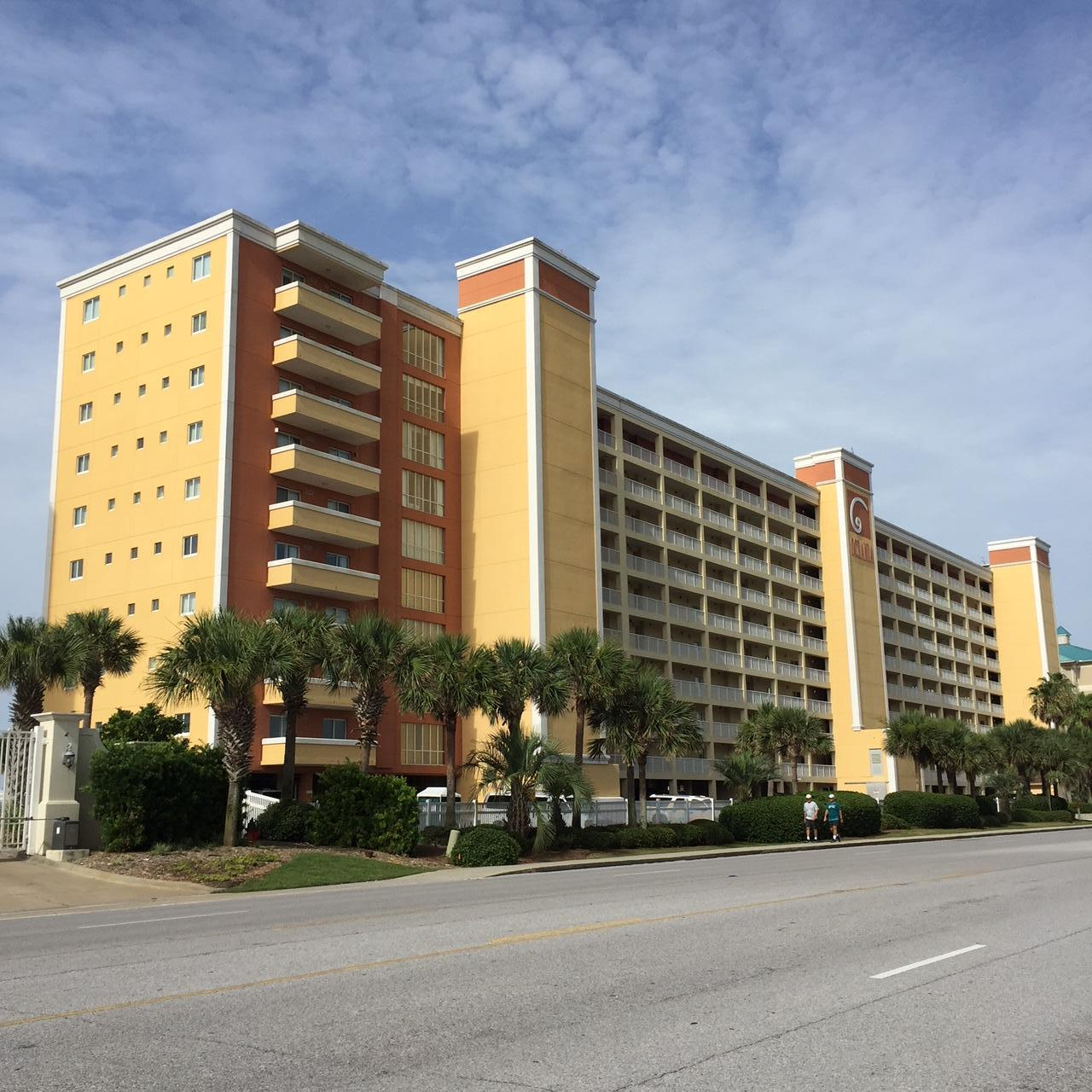 6th-floor beachfront condo ... Oceania is a luxury building comprised of 71 3Br/3Ba units on 574 fee