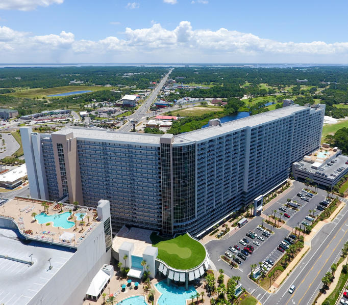 Laketown Wharf Resort Is In The Heart Of All The Fun & Excitement In Panama City Beach - Just Steps