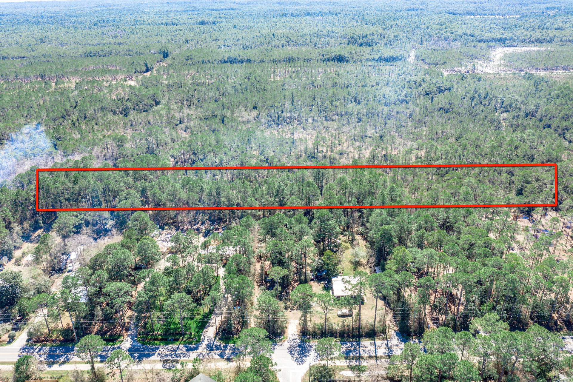 Photo of home for sale at Lot 34 10 Acres Off Chat Holly, Santa Rosa Beach FL