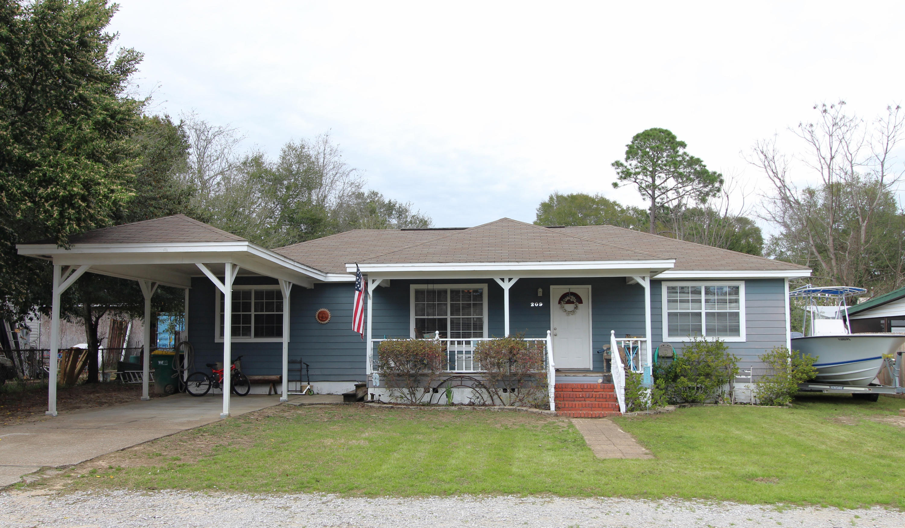 209  2nd Street, Niceville in Okaloosa County, FL 32578 Home for Sale