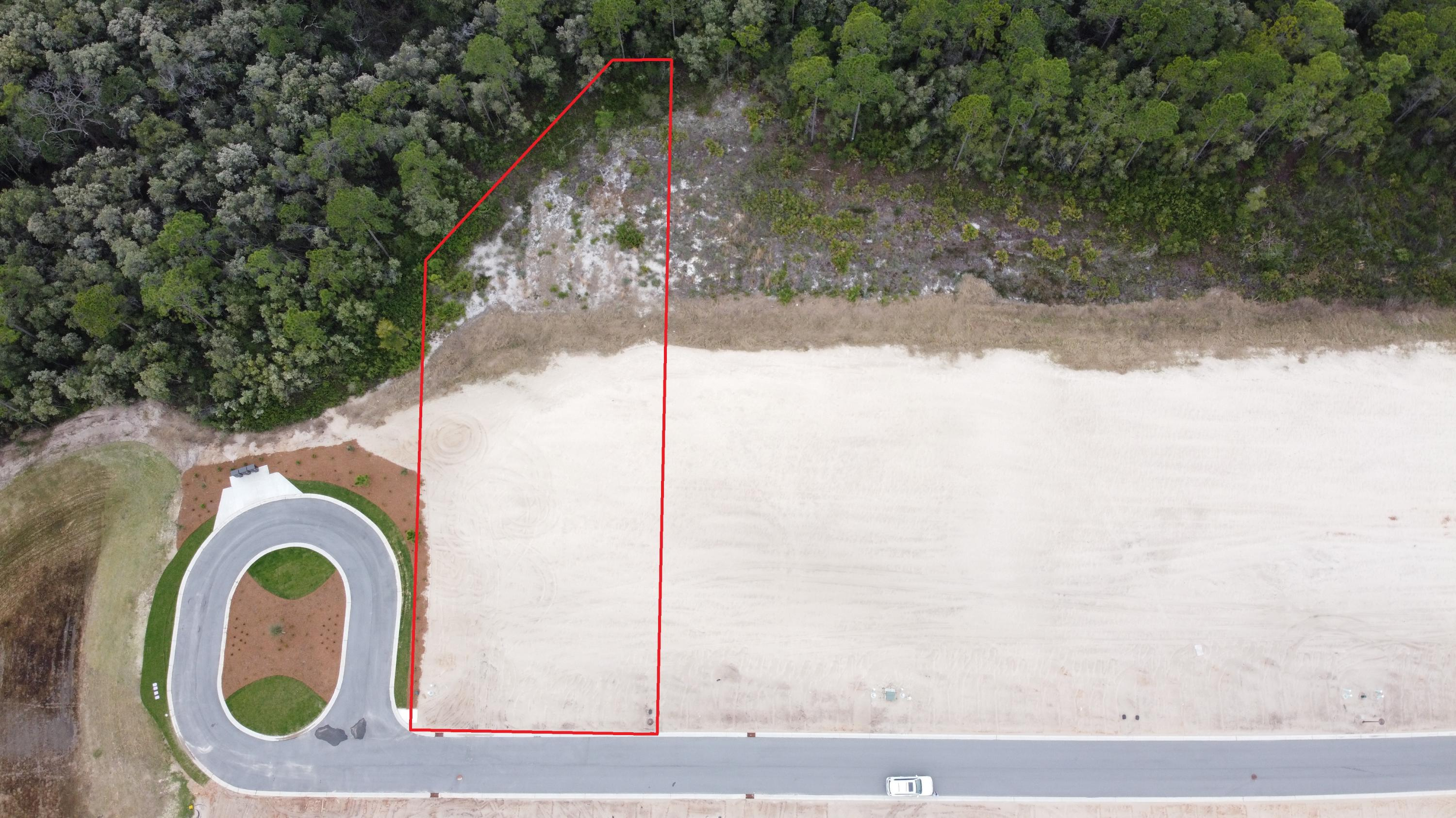 Photo of home for sale at Lot 14 Needle Cast Lane, Watersound FL