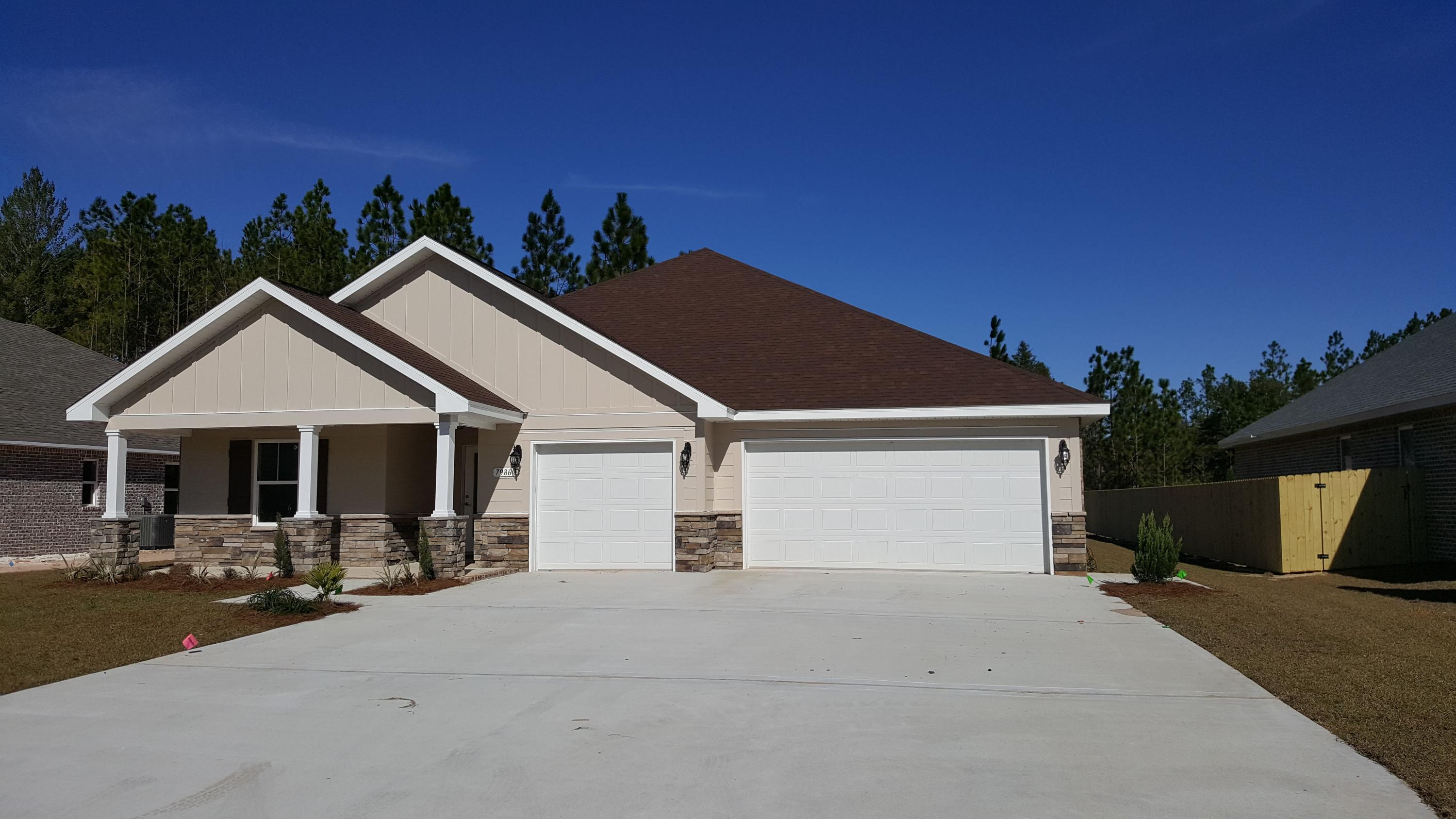 Photo of home for sale at 8123 Majestic Cypress Drive, Milton FL