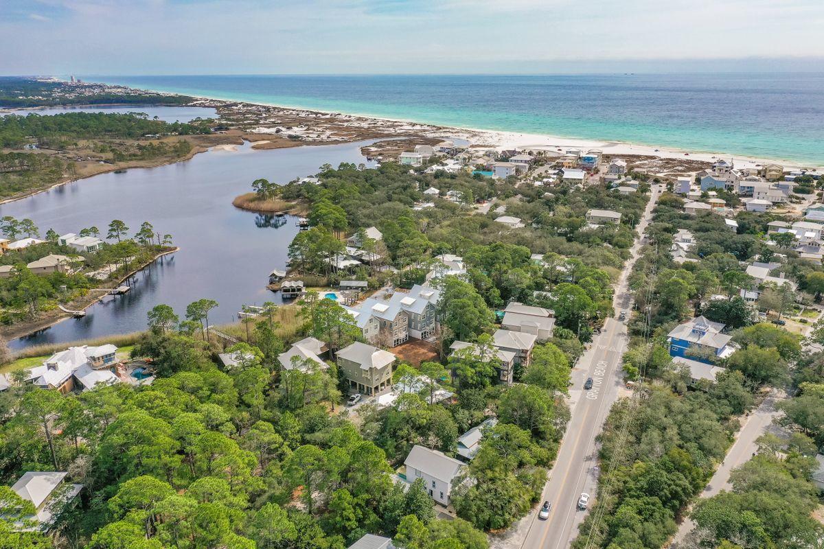 Photo of home for sale at 261 Defuniak, Santa Rosa Beach FL