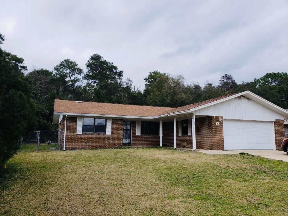 Photo of home for sale at 73 12Th, Shalimar FL
