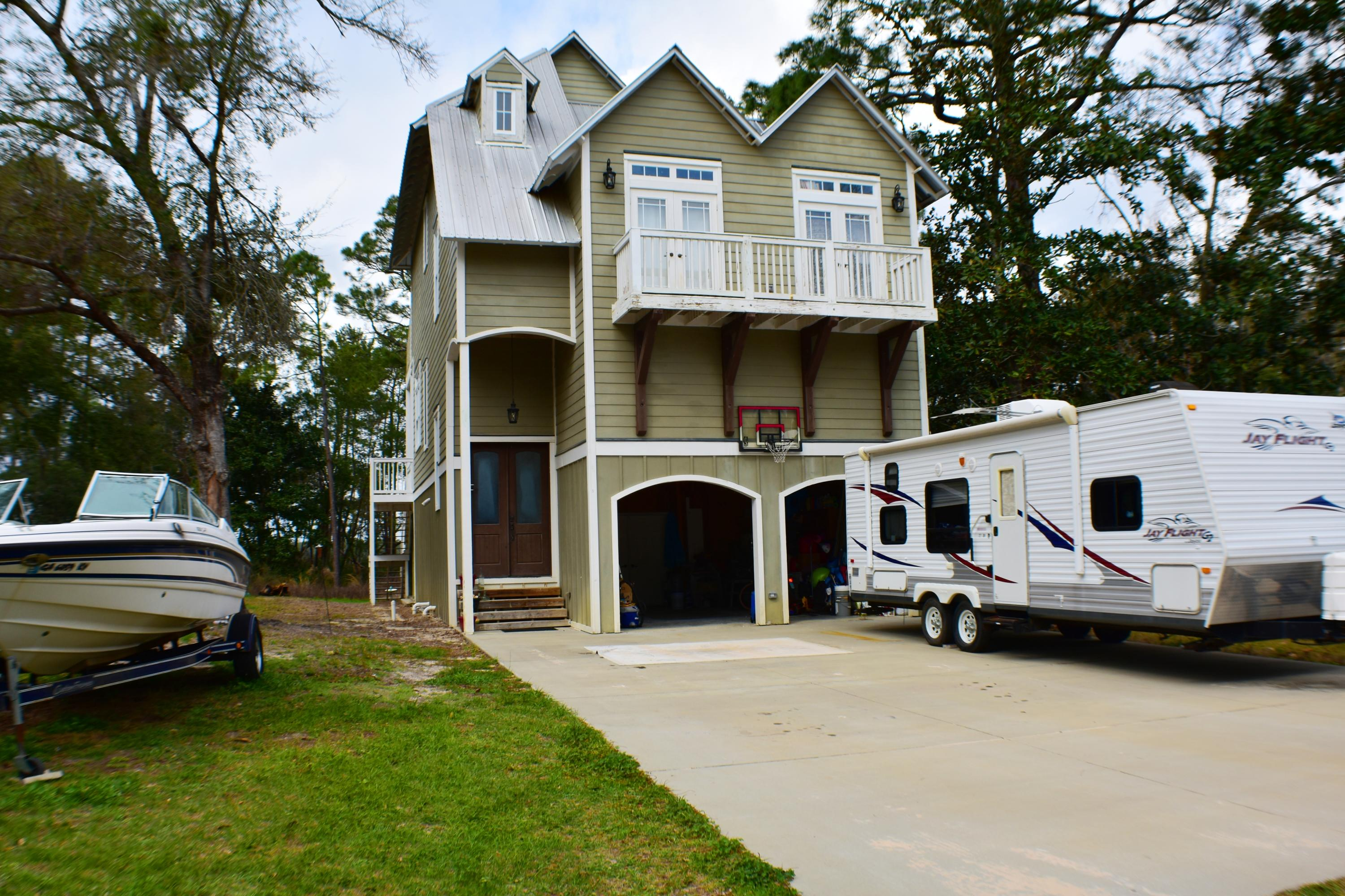 Photo of home for sale at 15337 Pine, Panama City Beach FL