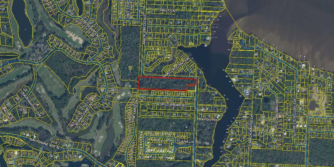 Photo of home for sale at 1581 Mack Bayou, Santa Rosa Beach FL