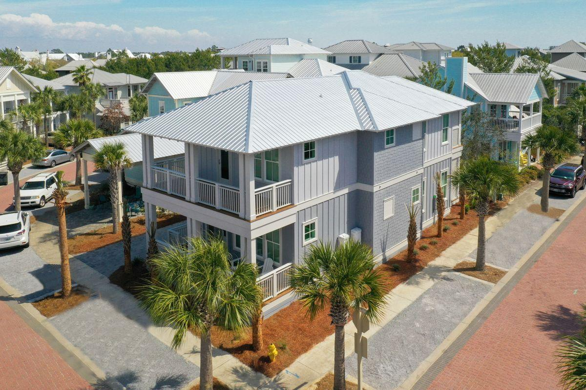 Photo of home for sale at 12 The Greenway, Inlet Beach FL