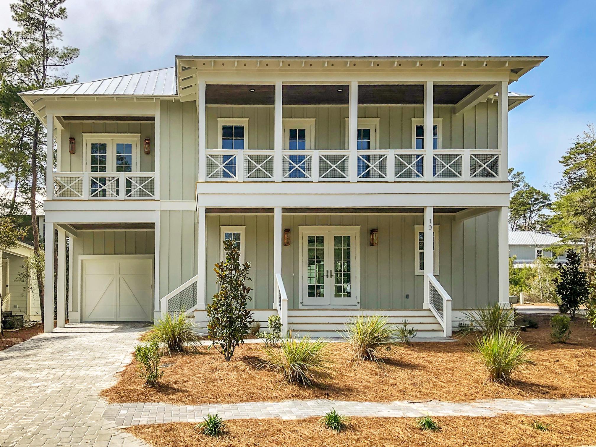 Photo of home for sale at 10 Kristin, Santa Rosa Beach FL