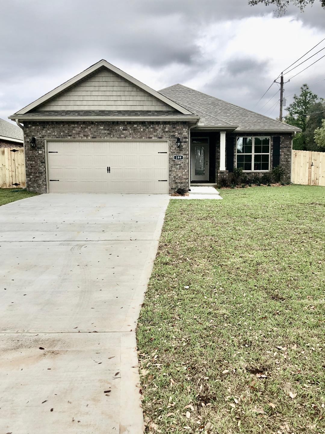 Photo of home for sale at 199 Doyce, Fort Walton Beach FL