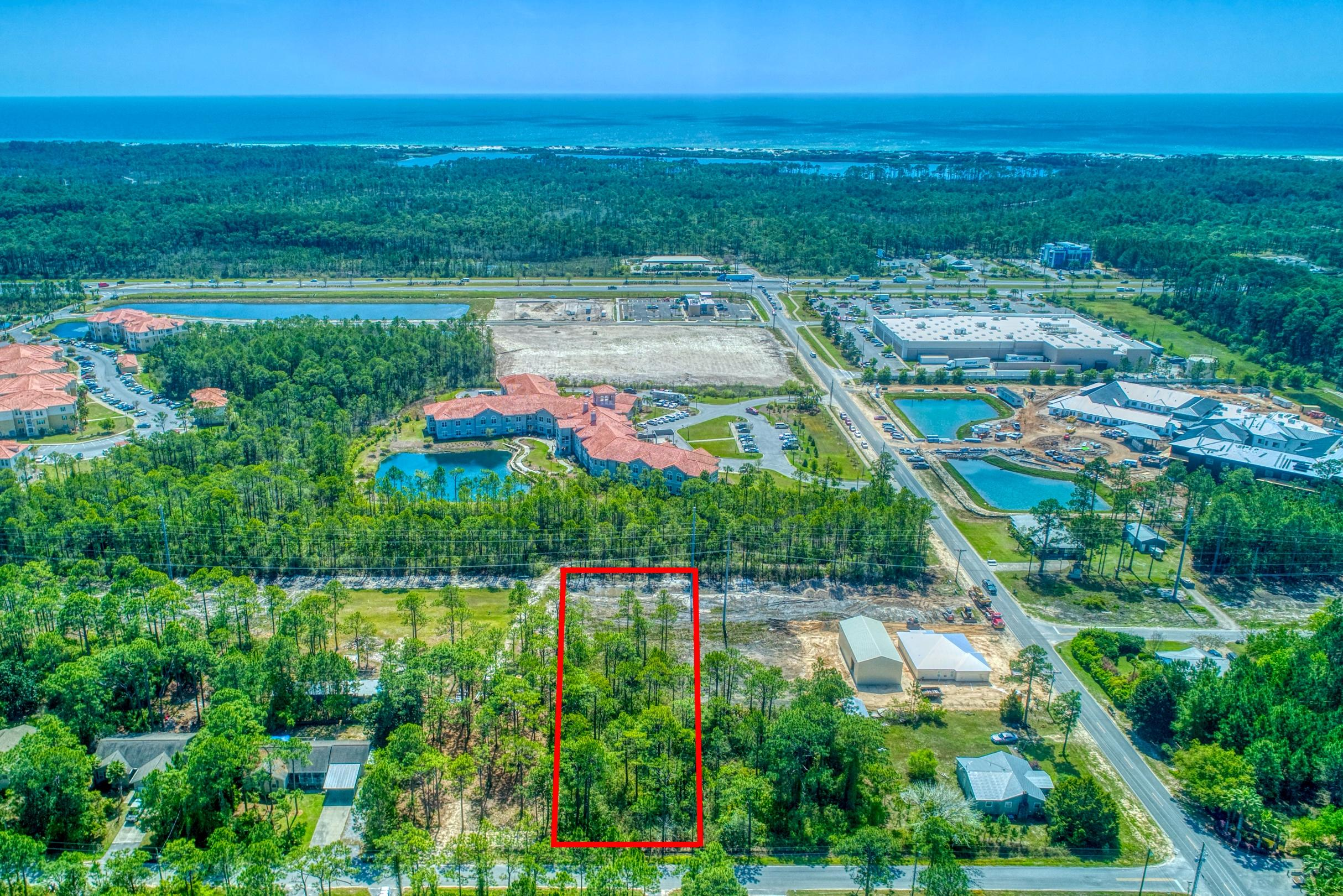 Photo of home for sale at Lot 3 Starlight, Santa Rosa Beach FL