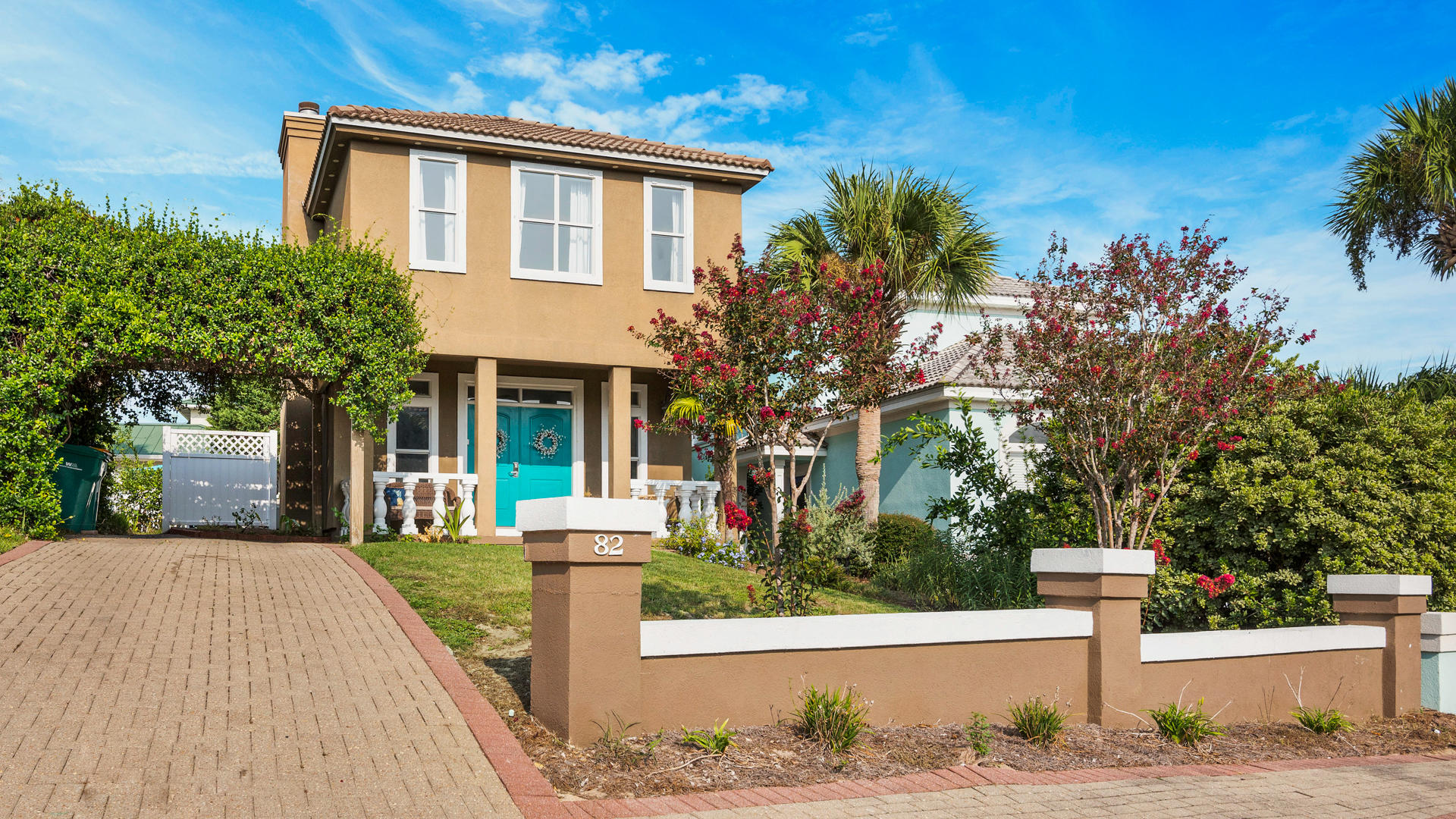 Photo of home for sale at 82 Terra Cotta, Destin FL