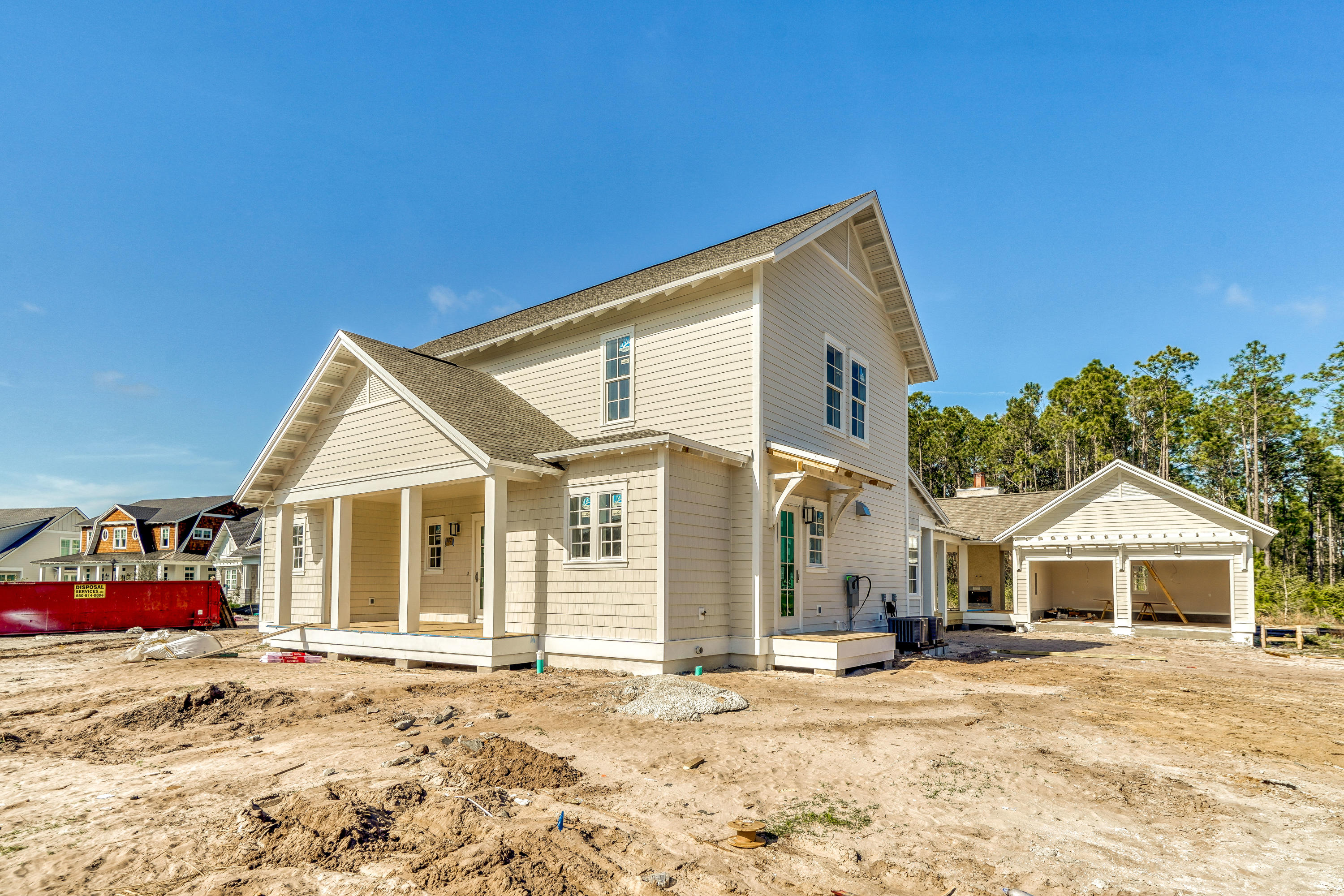 Photo of home for sale at Lot 12 Trailhead, Watersound FL