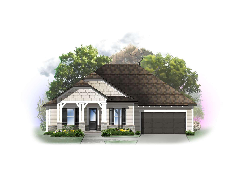 Photo of home for sale at 1170 Deer Moss, Niceville FL