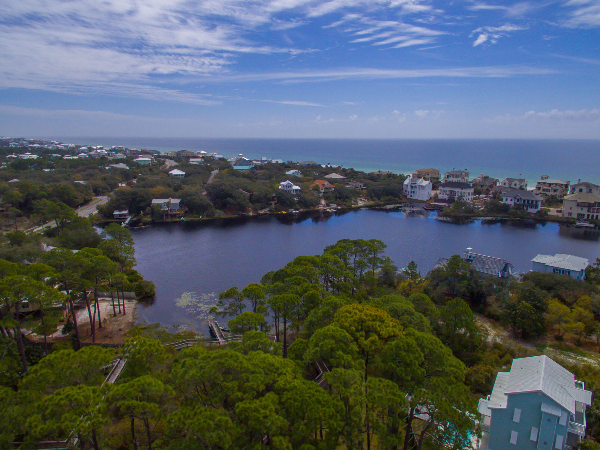 Photo of home for sale at Lot 10 Loon Lake, Santa Rosa Beach FL