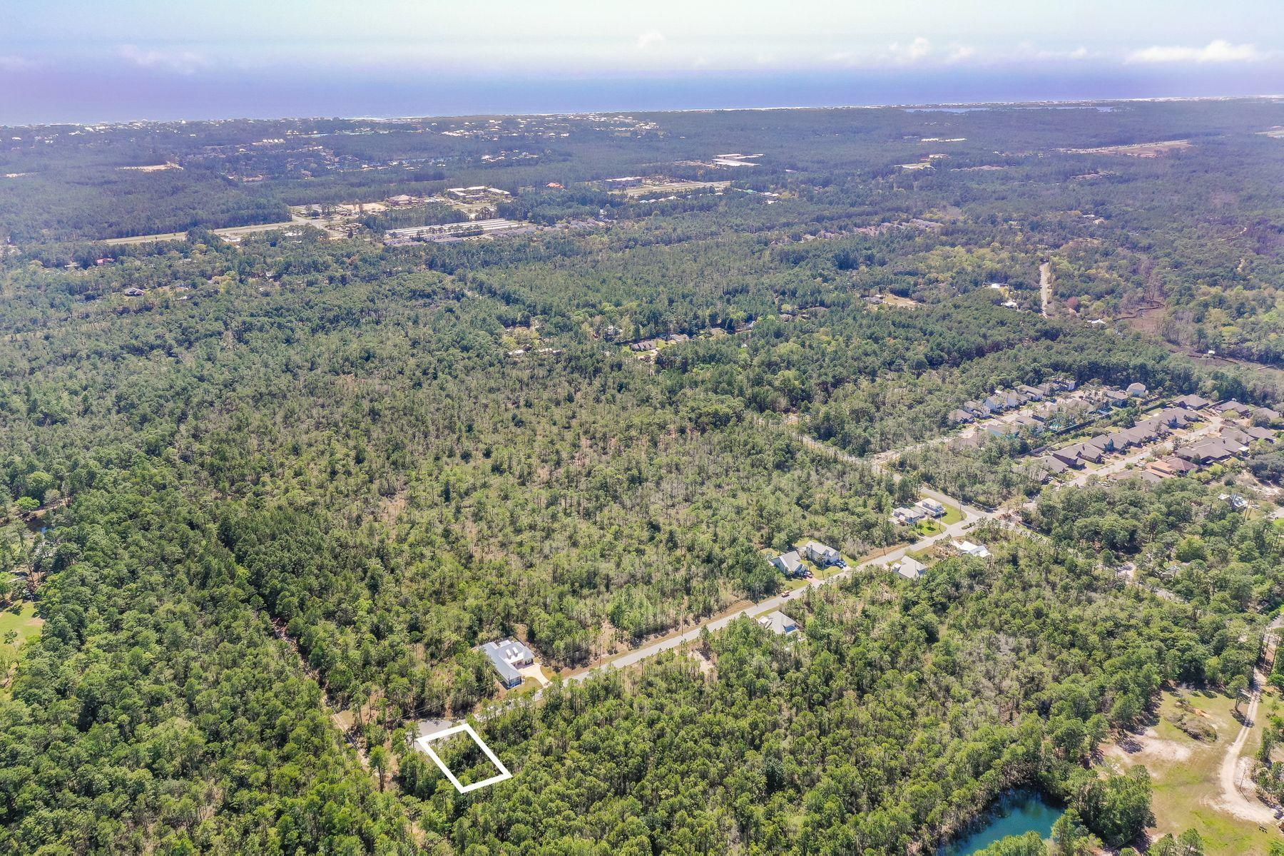 Photo of home for sale at Lot 18 Madie, Santa Rosa Beach FL