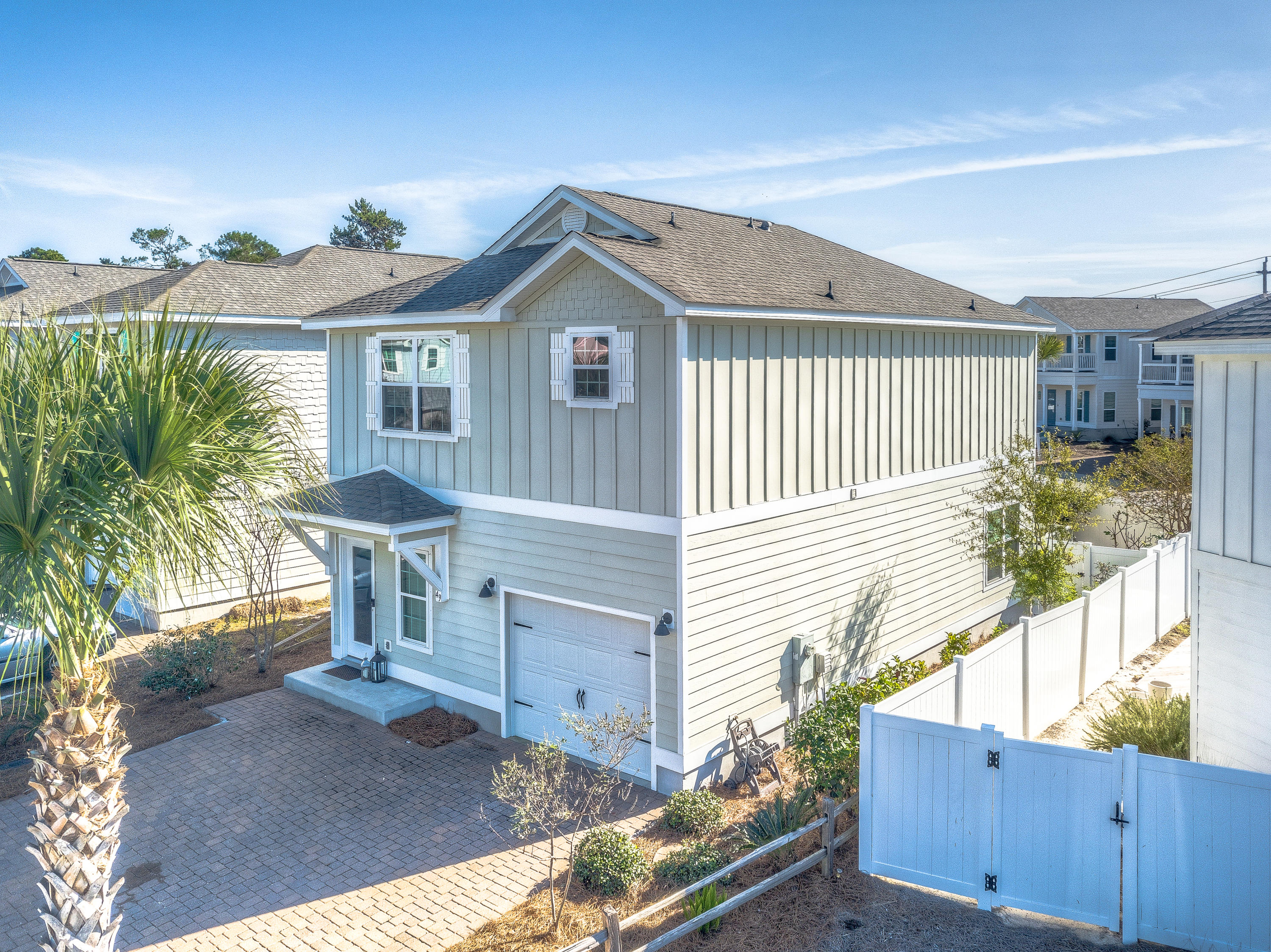 Photo of home for sale at 49 Topside, Inlet Beach FL