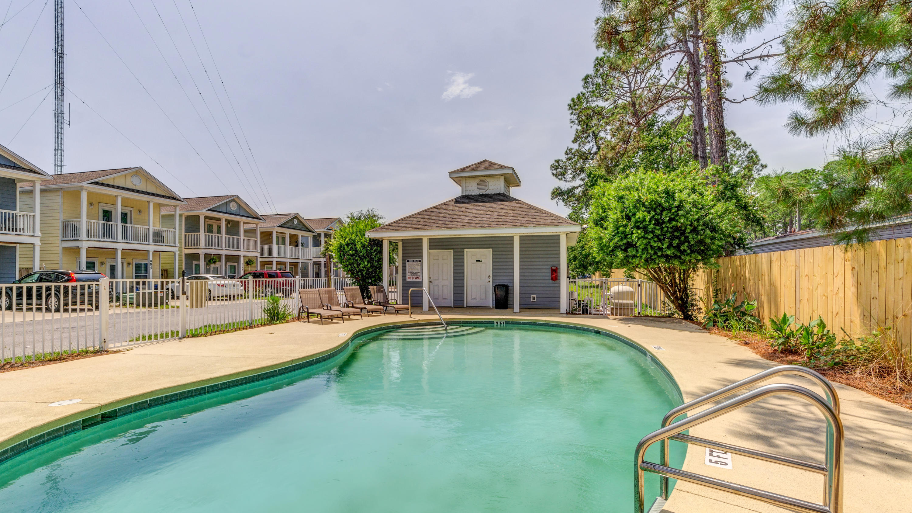 Photo of home for sale at 8621 Marlin, Panama City Beach FL