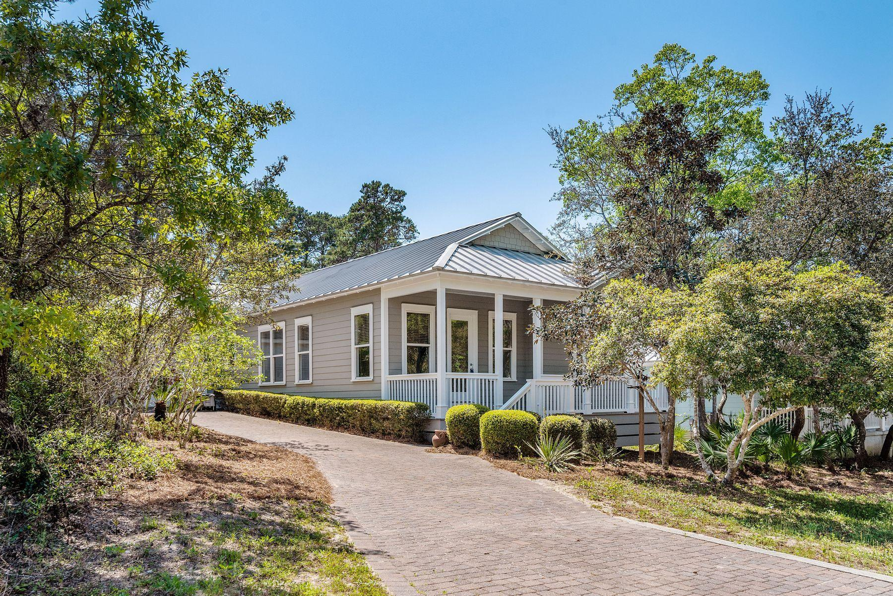 Photo of home for sale at 192 Spotted Dolphin, Santa Rosa Beach FL