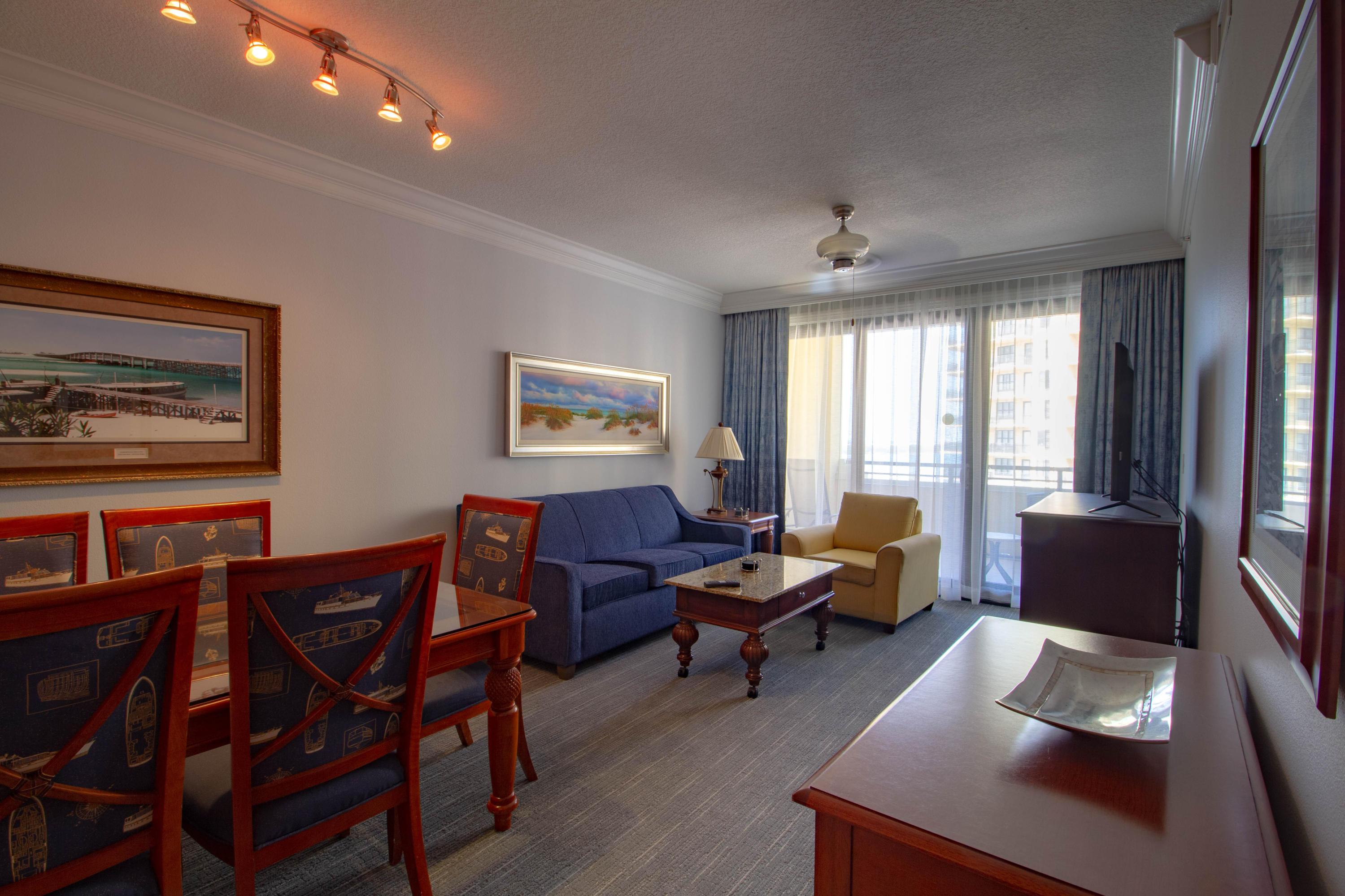 A 2 Bedroom 2 Bedroom Emerald Grande Timeshare