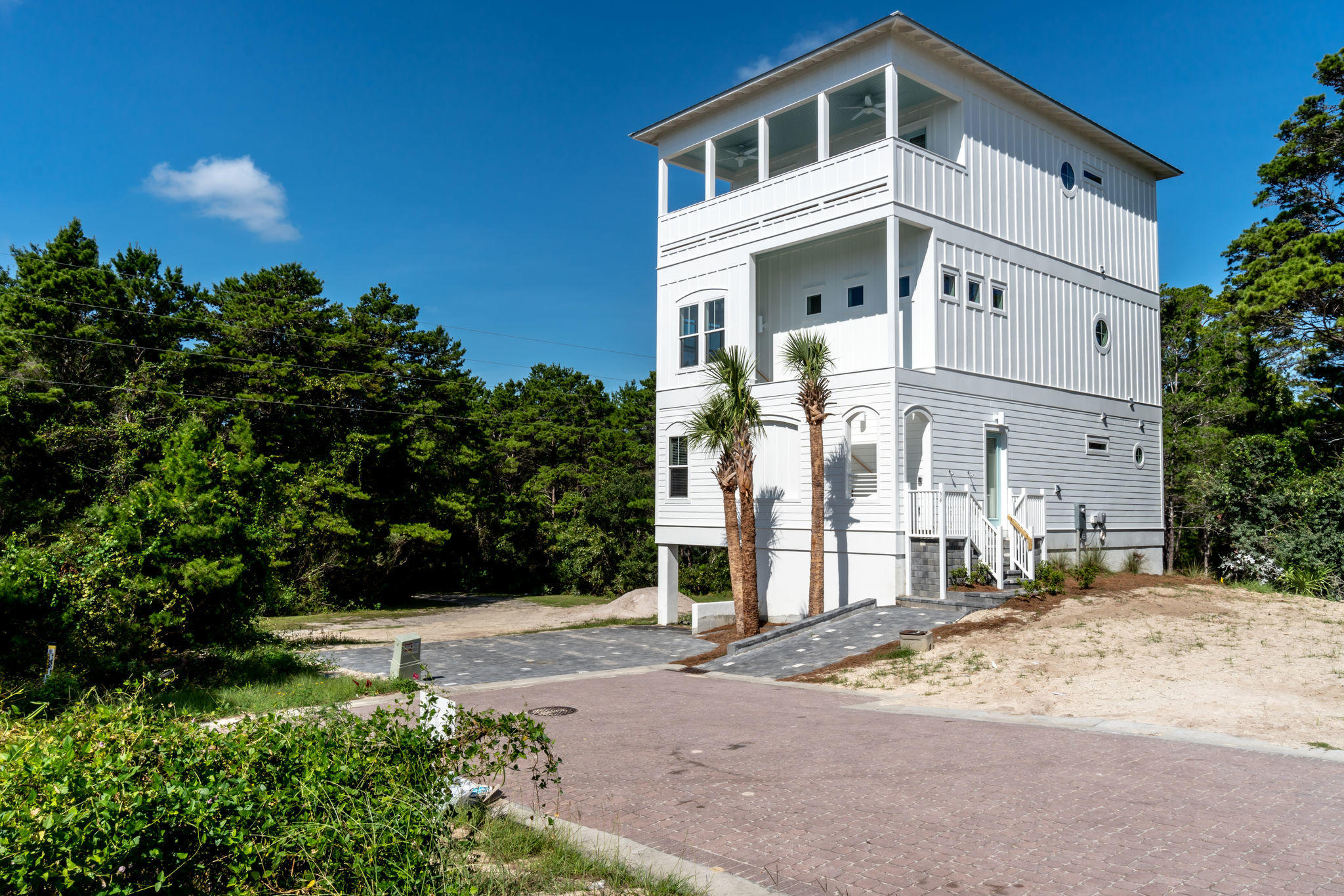 Photo of home for sale at Lot 22 Beach View, Inlet Beach FL