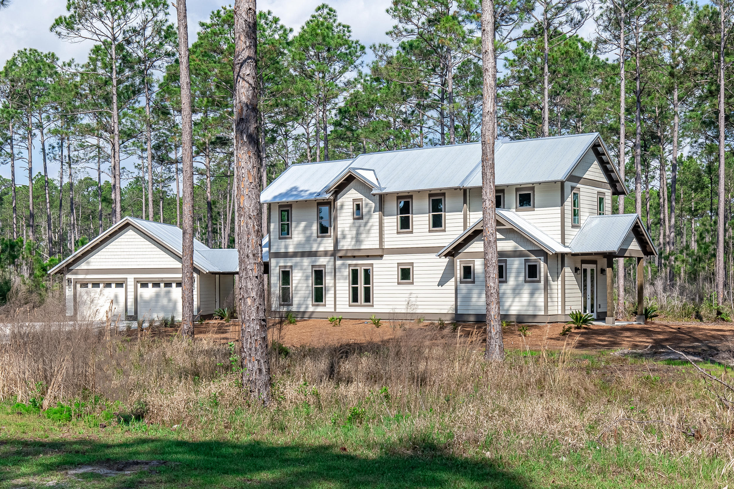 Photo of home for sale at 6622 Button Buck, Panama City Beach FL