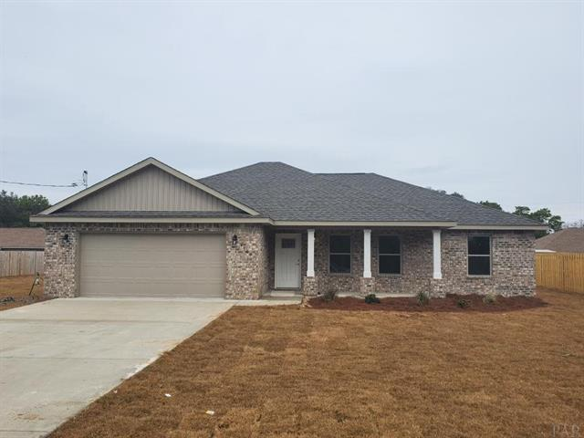 Photo of home for sale at 5379 Longhorn, Gulf Breeze FL
