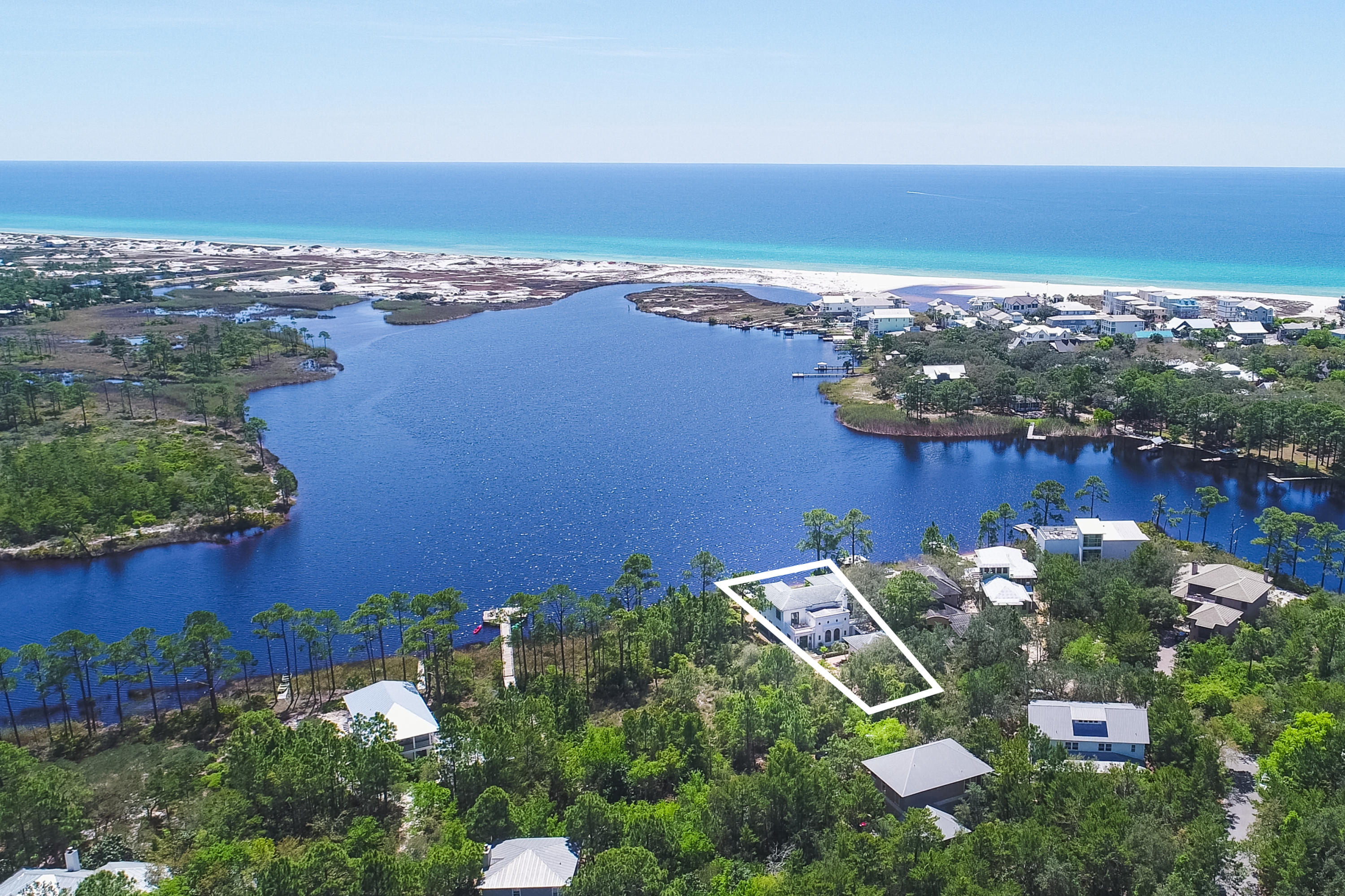 Photo of home for sale at 227 Wilderness, Santa Rosa Beach FL