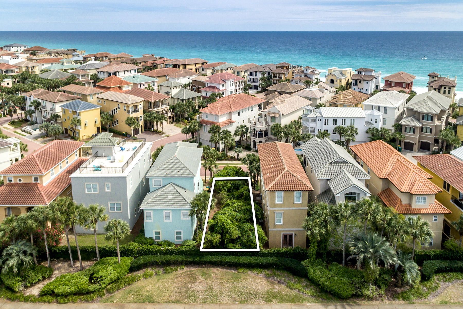 Photo of home for sale at LOT 97 Ocean, Destin FL