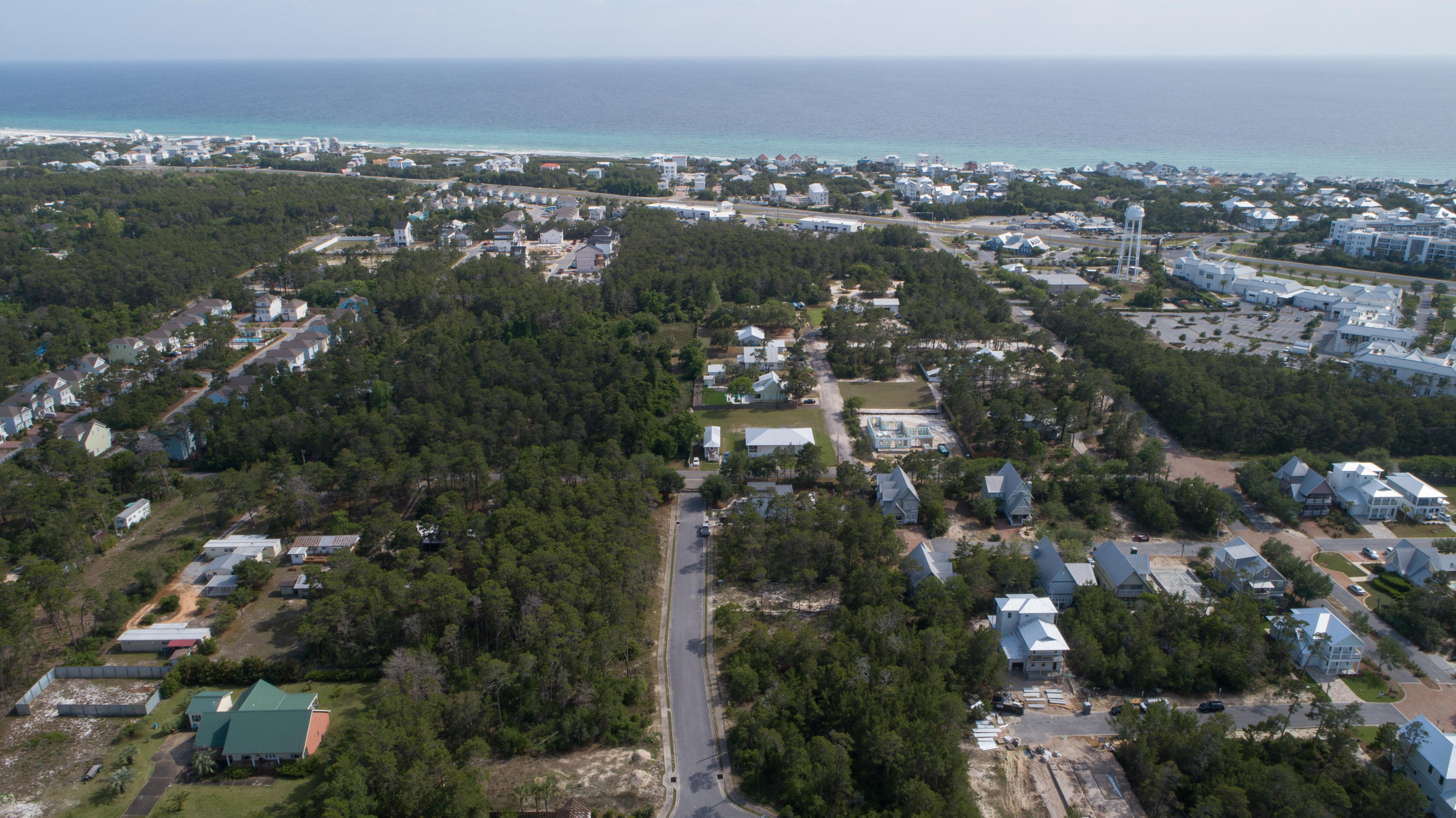 Photo of home for sale at Lot 6 Pine Cone, Inlet Beach FL