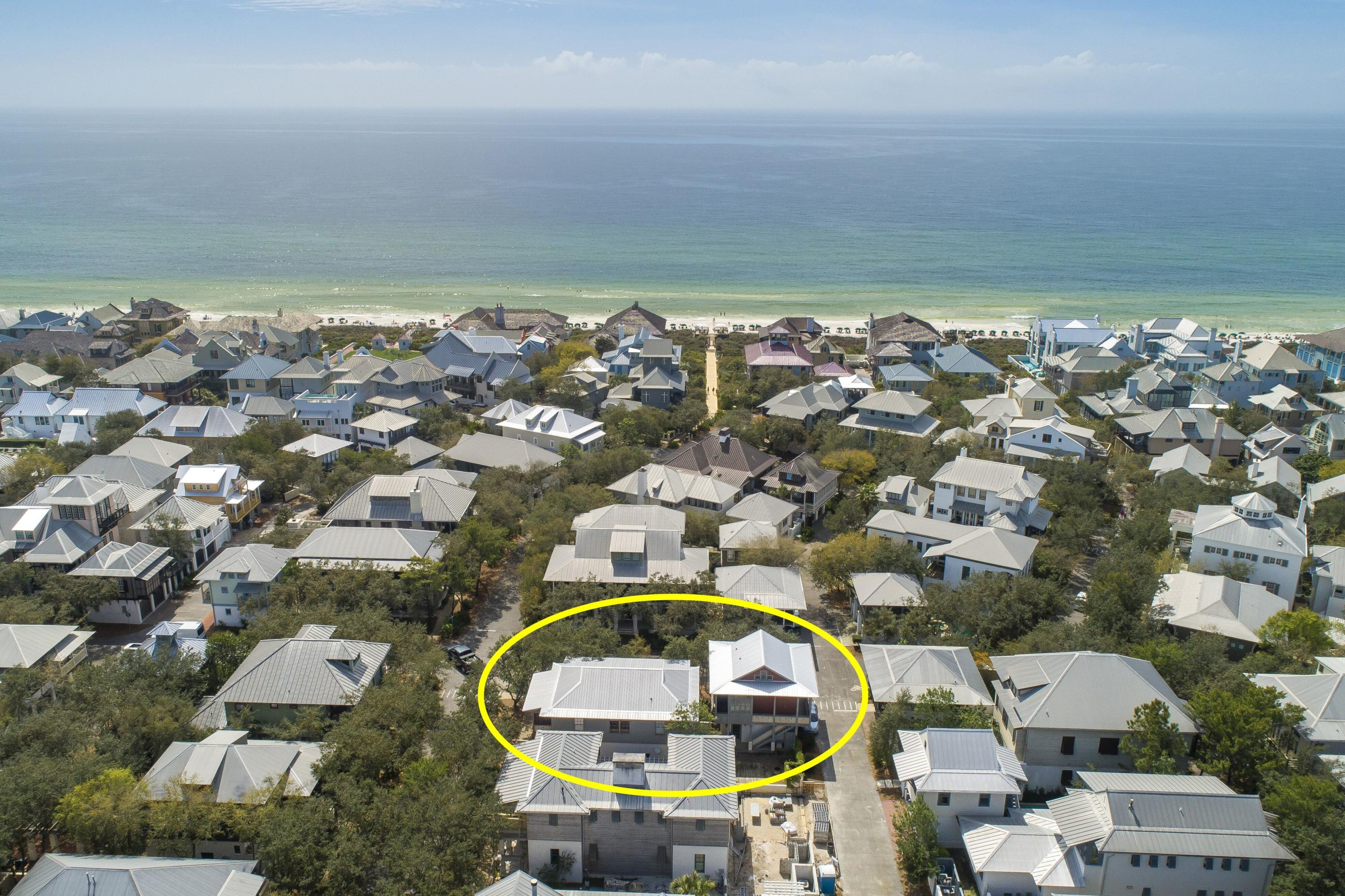 Photo of home for sale at 61 Round Road, Inlet Beach FL