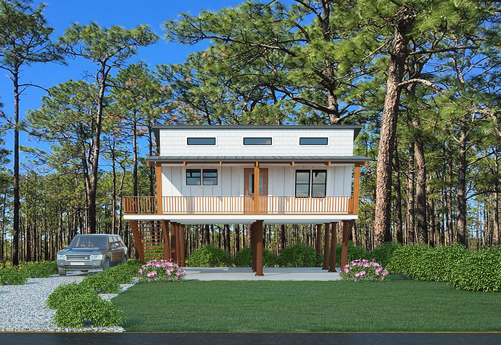 Photo of home for sale at Lot 20 11th St, Santa Rosa Beach FL