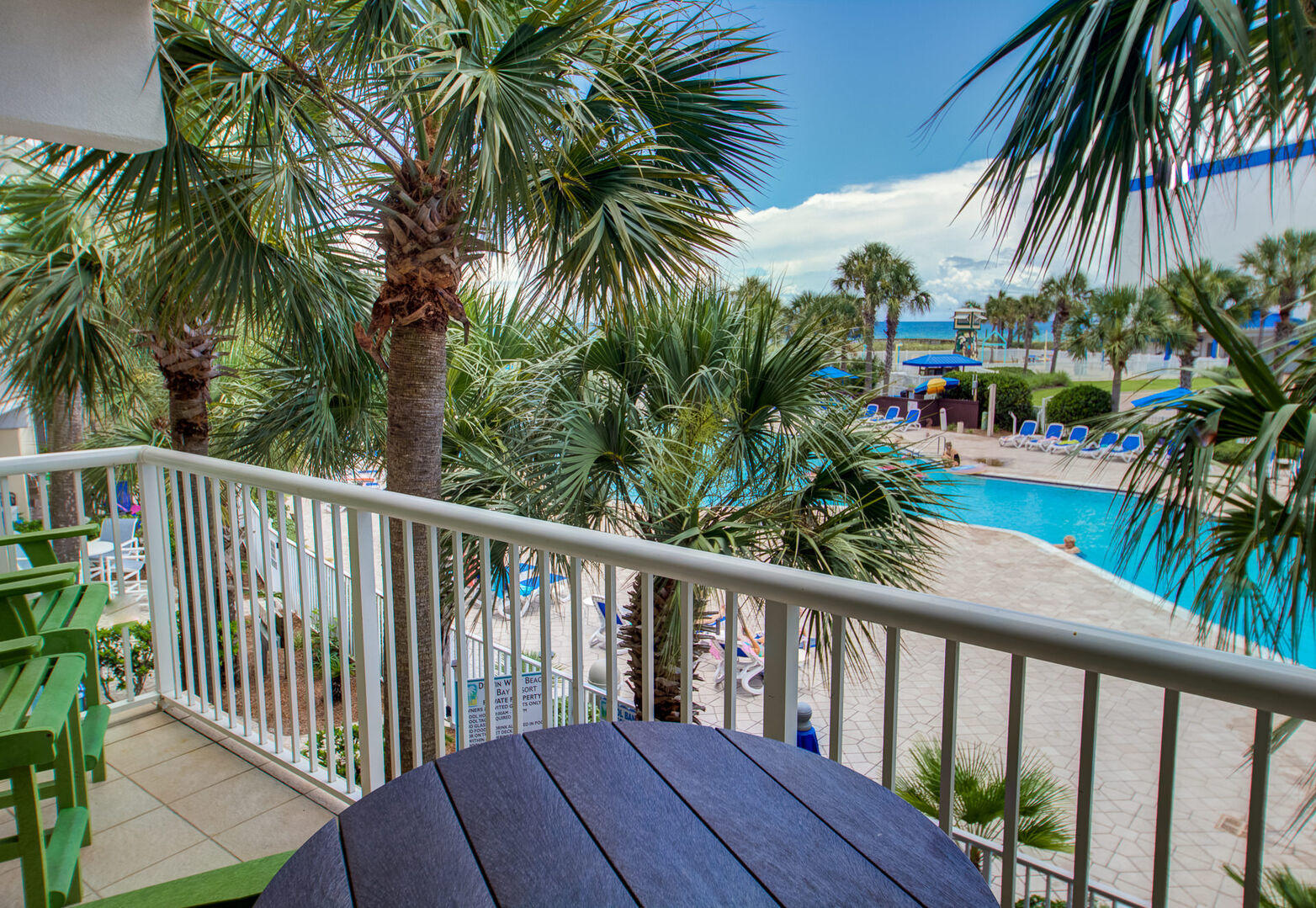 A 2 Bedroom 2 Bedroom Destin West Beach & Bay Resort Condominium