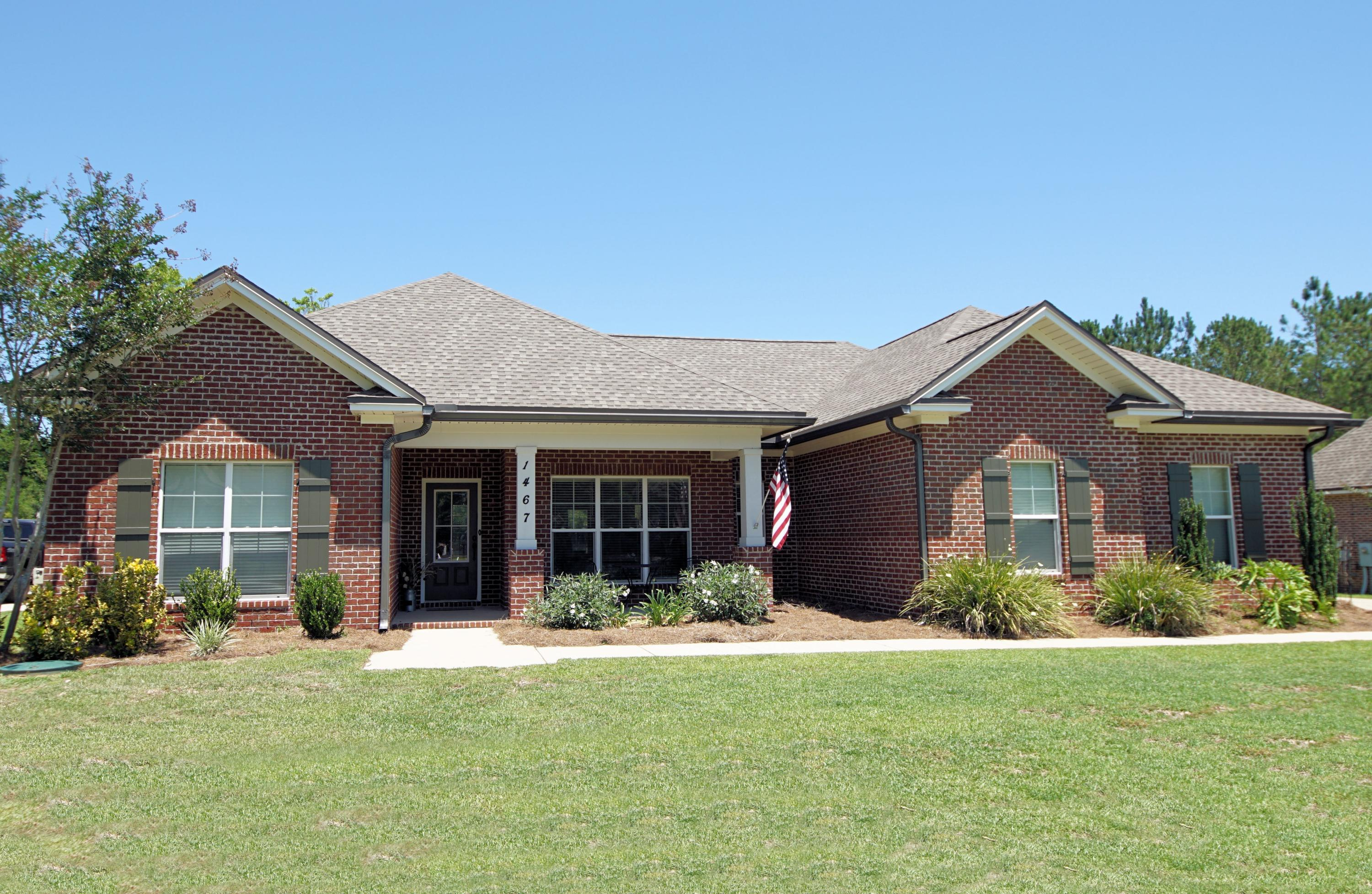 Photo of home for sale at 1467 Mill Creek, Baker FL