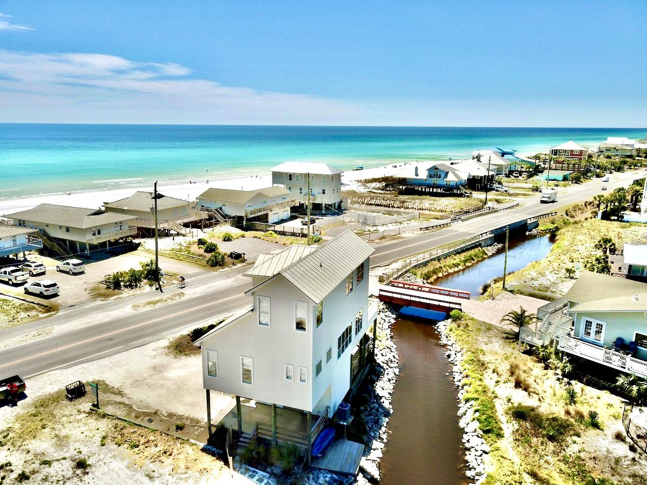 Photo of home for sale at 5456 Co Highway 30-A, Santa Rosa Beach FL