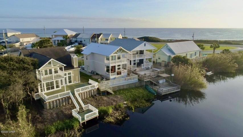 Photo of home for sale at 21312 Lakeview, Panama City Beach FL