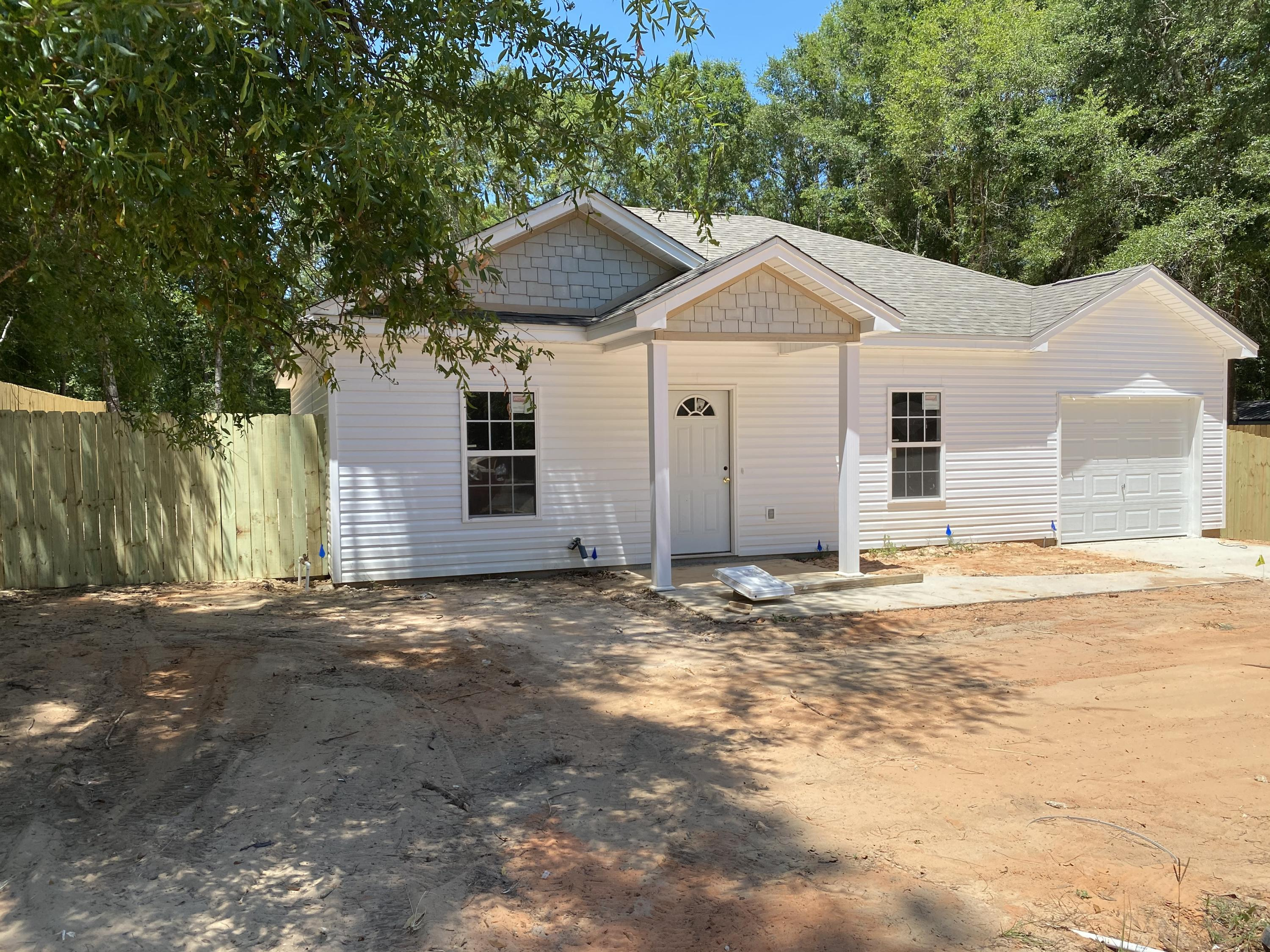 Photo of home for sale at 1679 Pickens, Baker FL