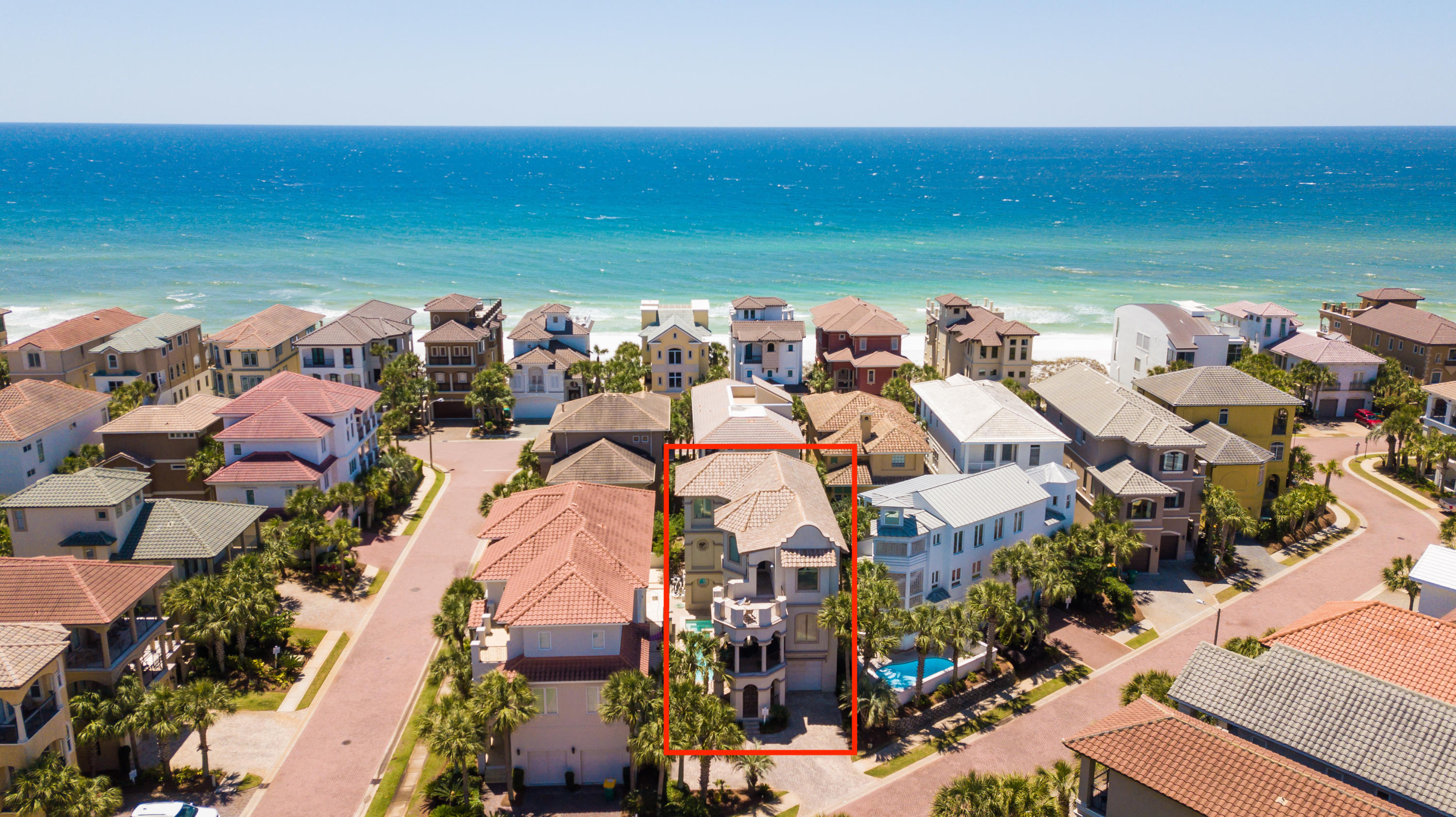 Photo of home for sale at 4831 Ocean, Destin FL