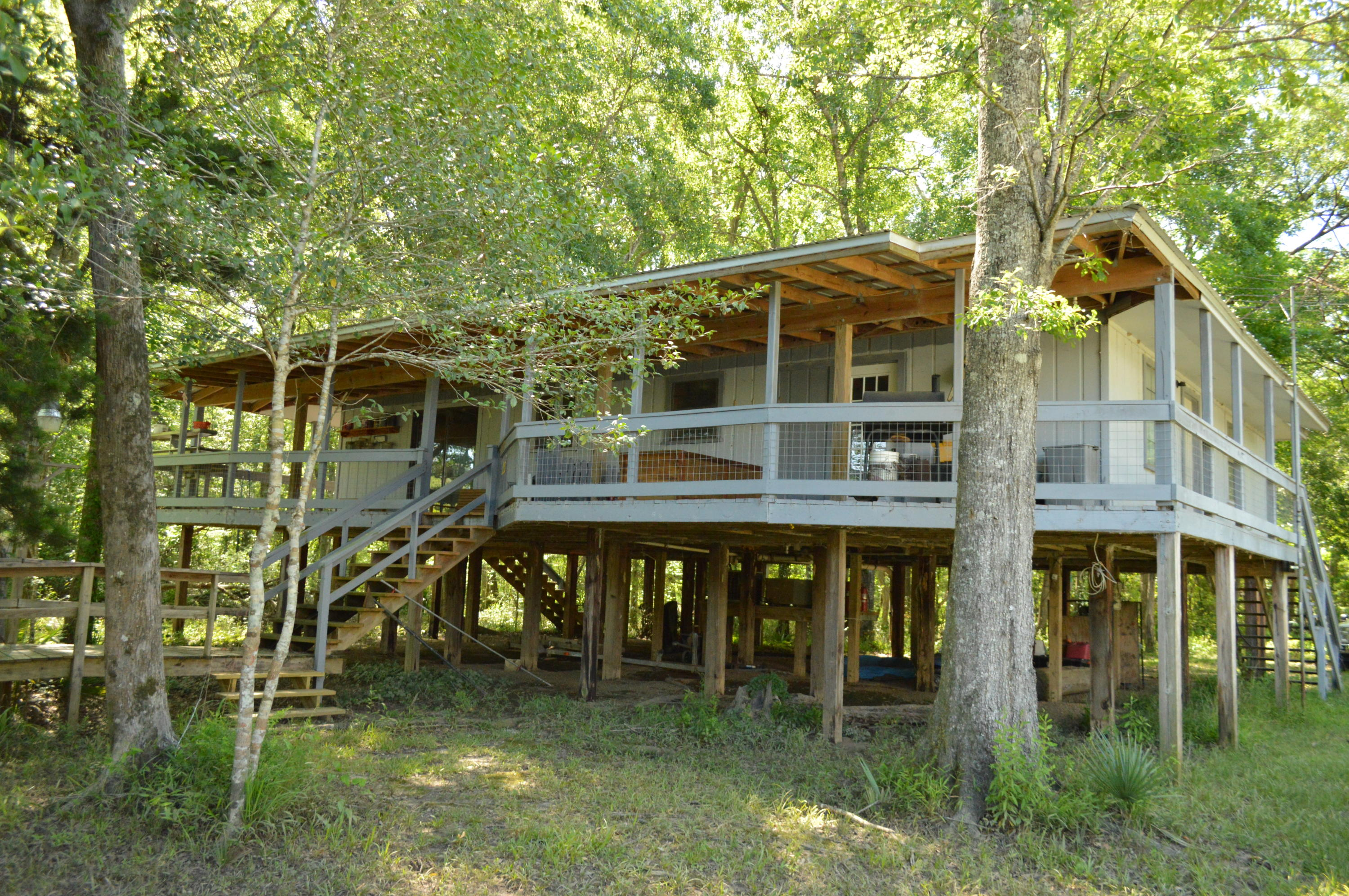 Photo of home for sale at 2191 River, Ponce De Leon FL