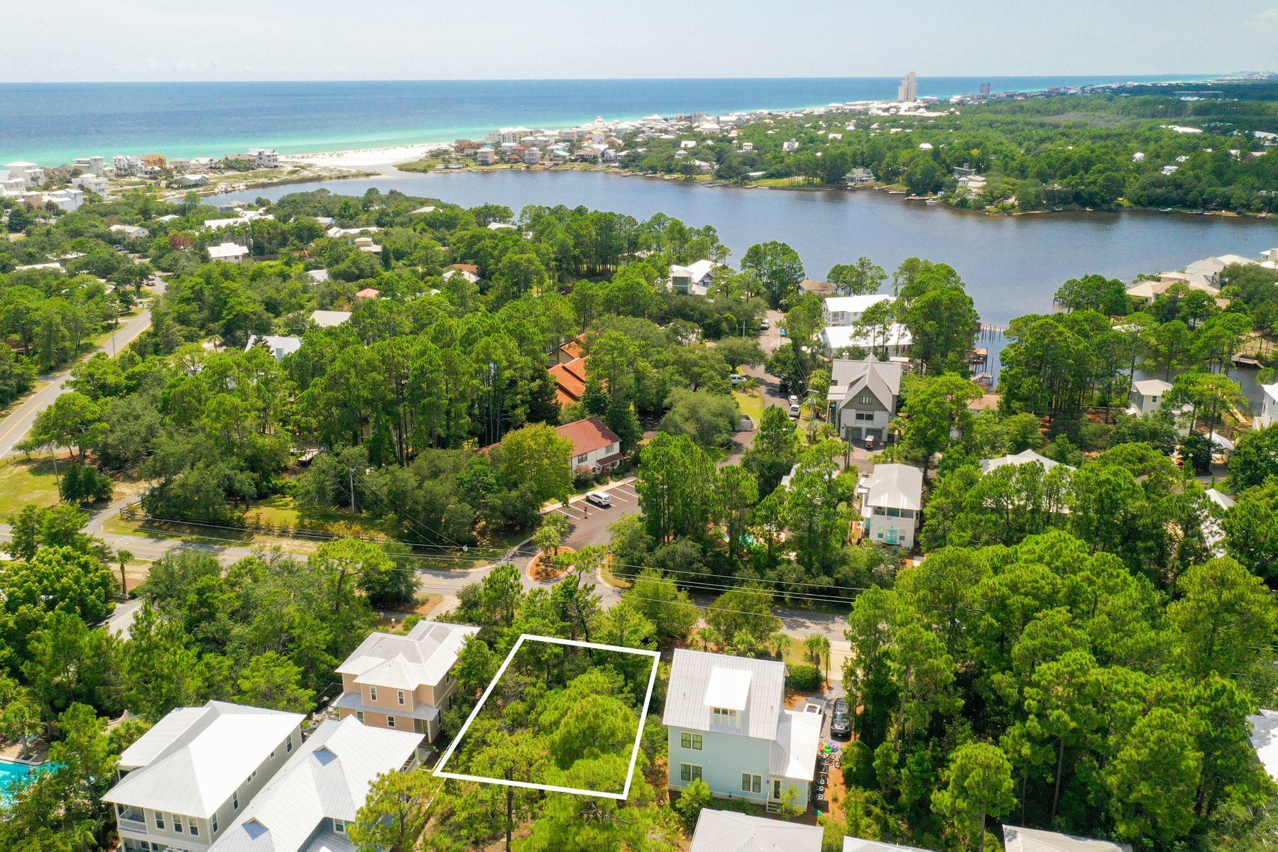 Photo of home for sale at Lot 16 Lakewood, Santa Rosa Beach FL